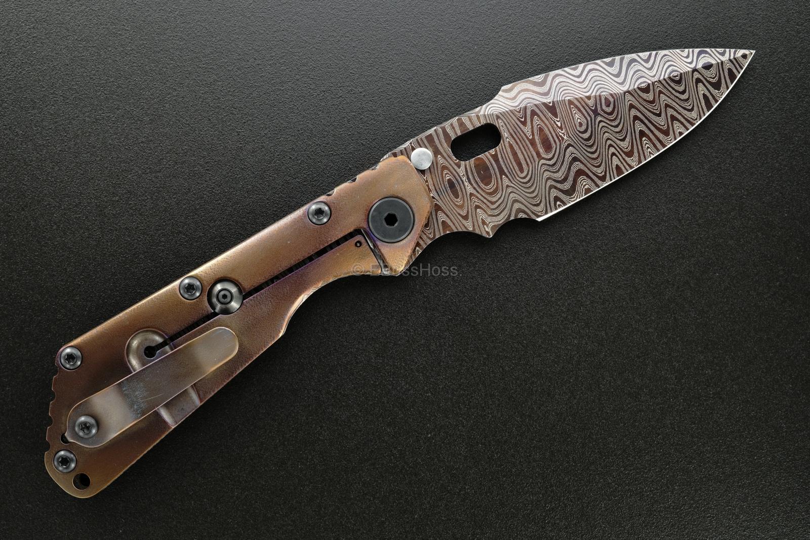 Mick Strider Custom (MSC) Deluxe Sharkfin SMF