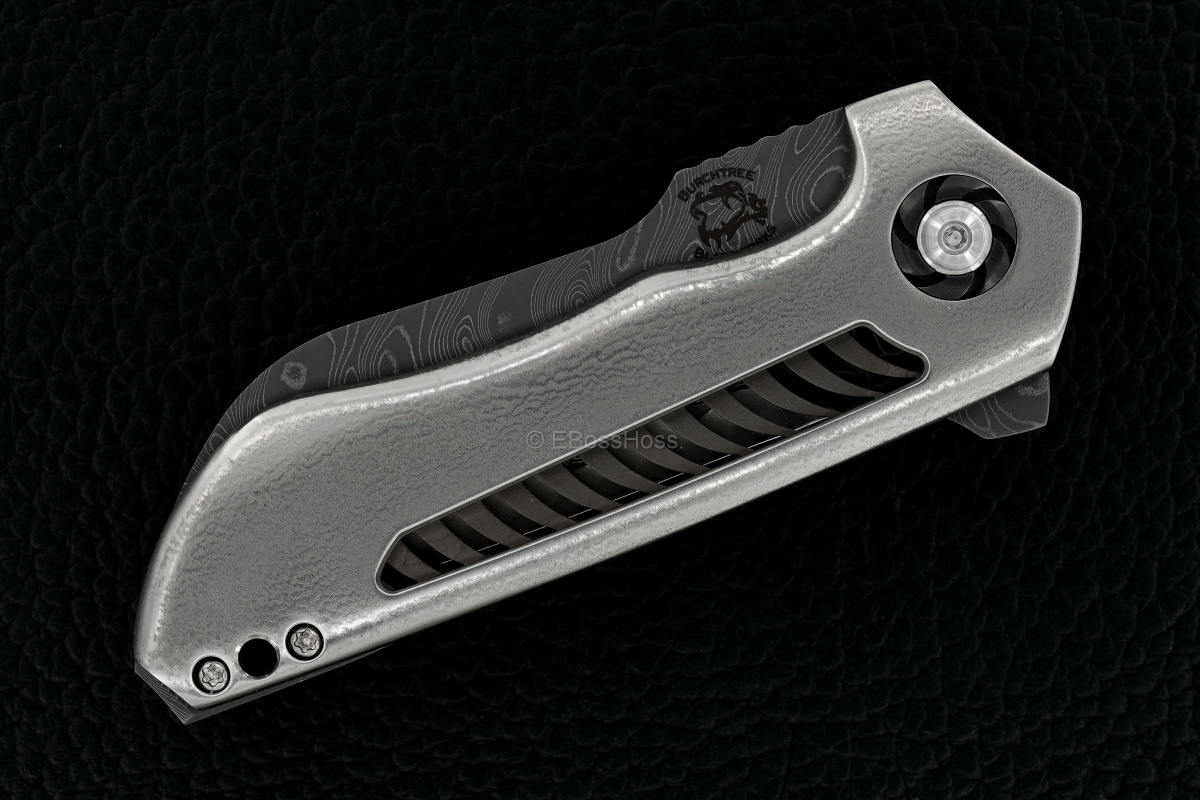 Michael Burch Custom Vented Mini Impetus Flipper