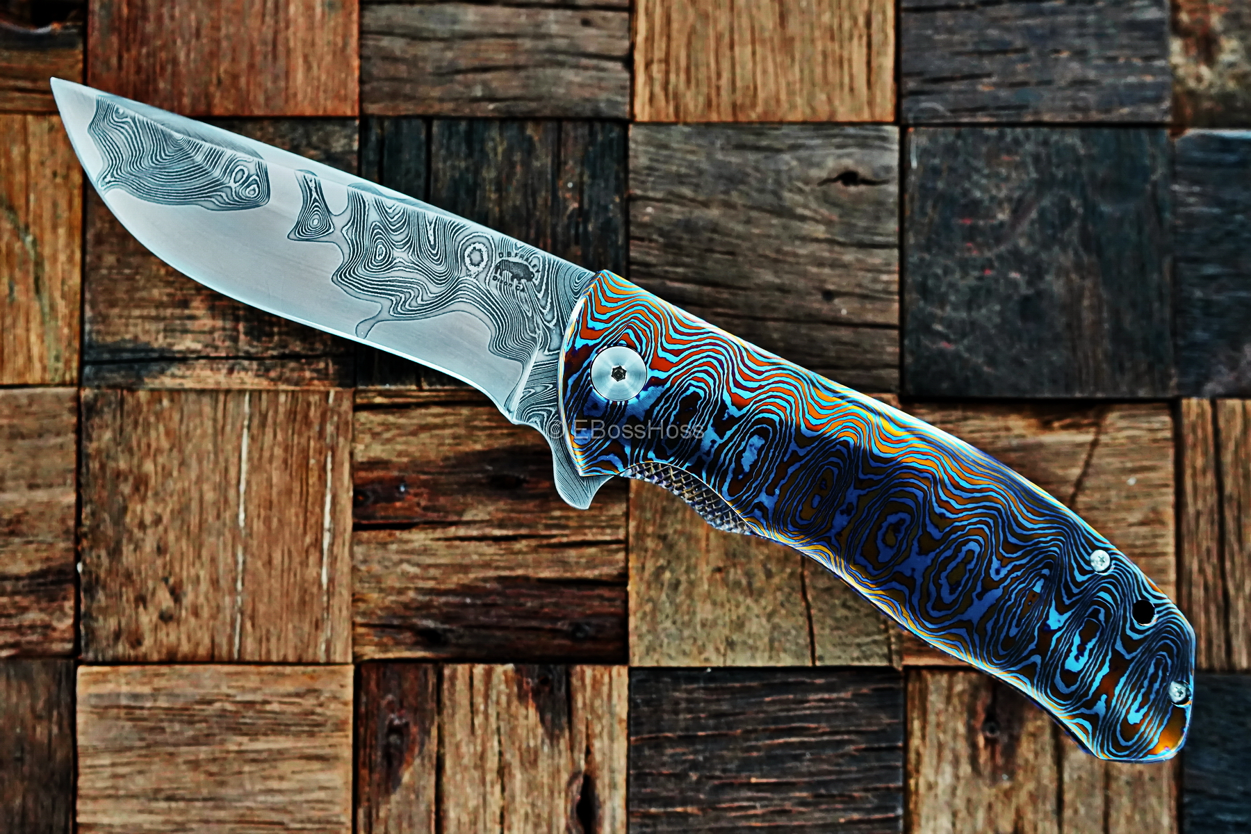 D.B. Fraley Custom Deluxe Torrent 4 Flipper
