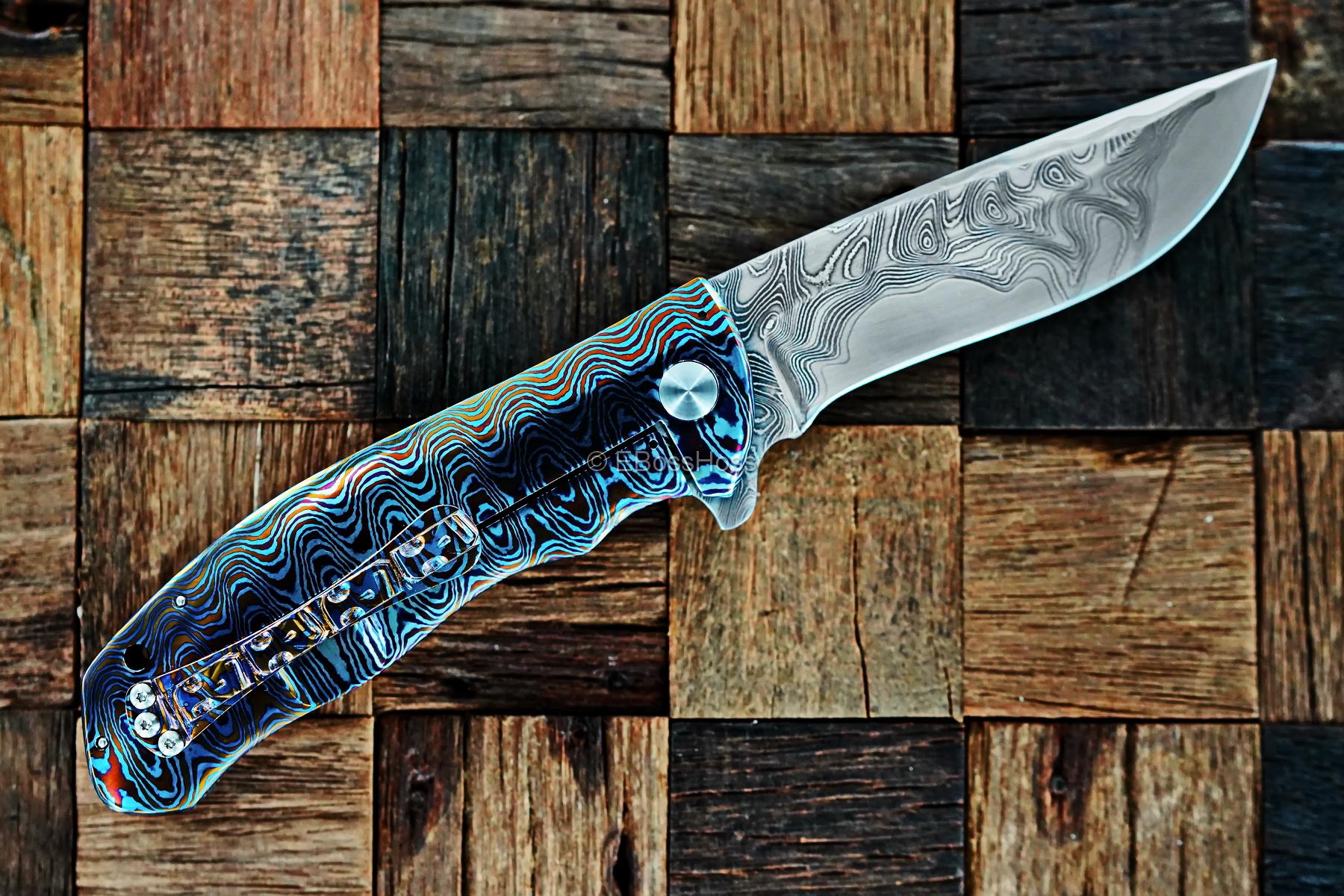 D.B. Fraley Custom Deluxe Torrent 4 Flipper