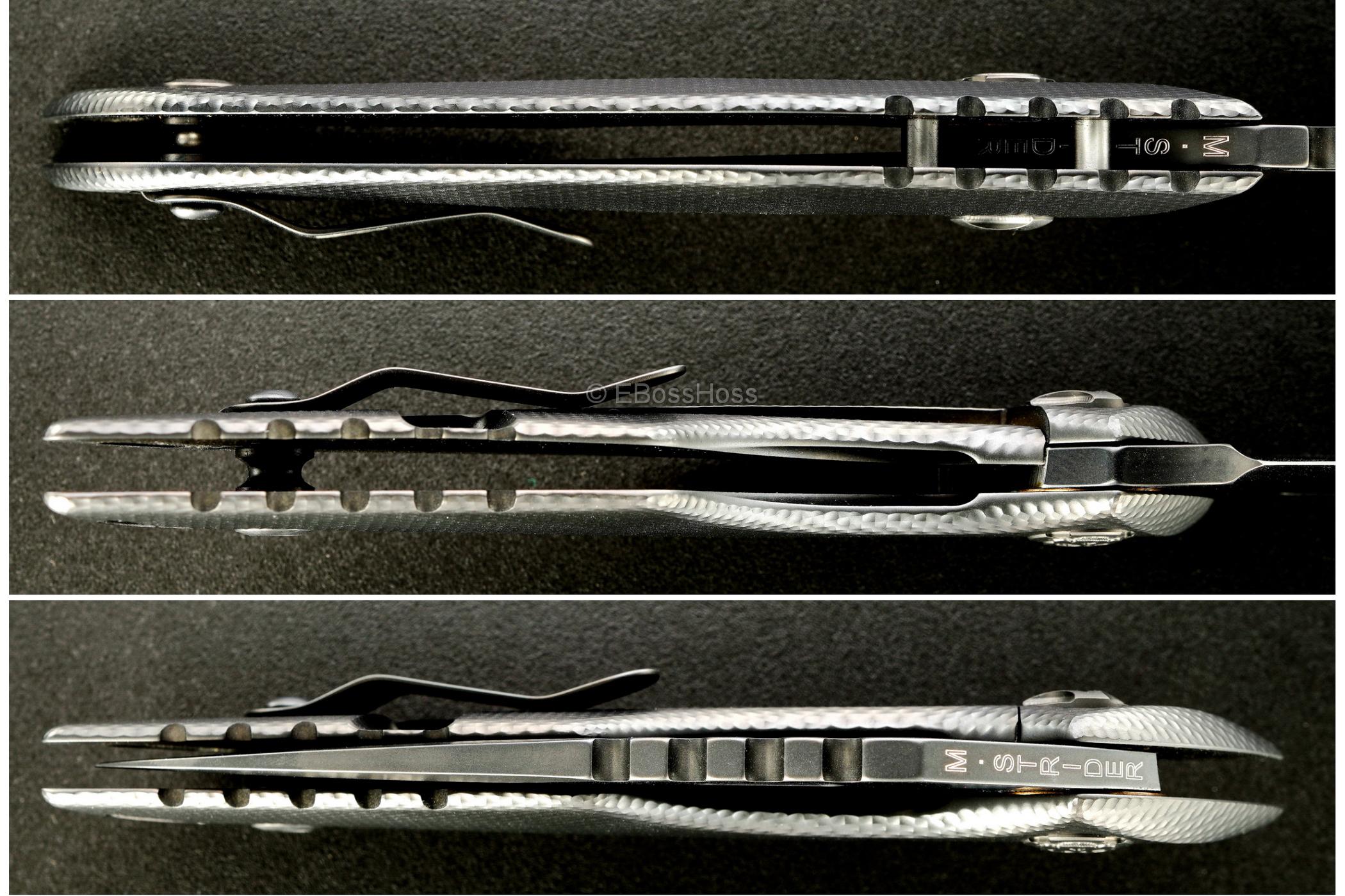 Mick Strider Custom (MSC) SJ75 Full Stealth