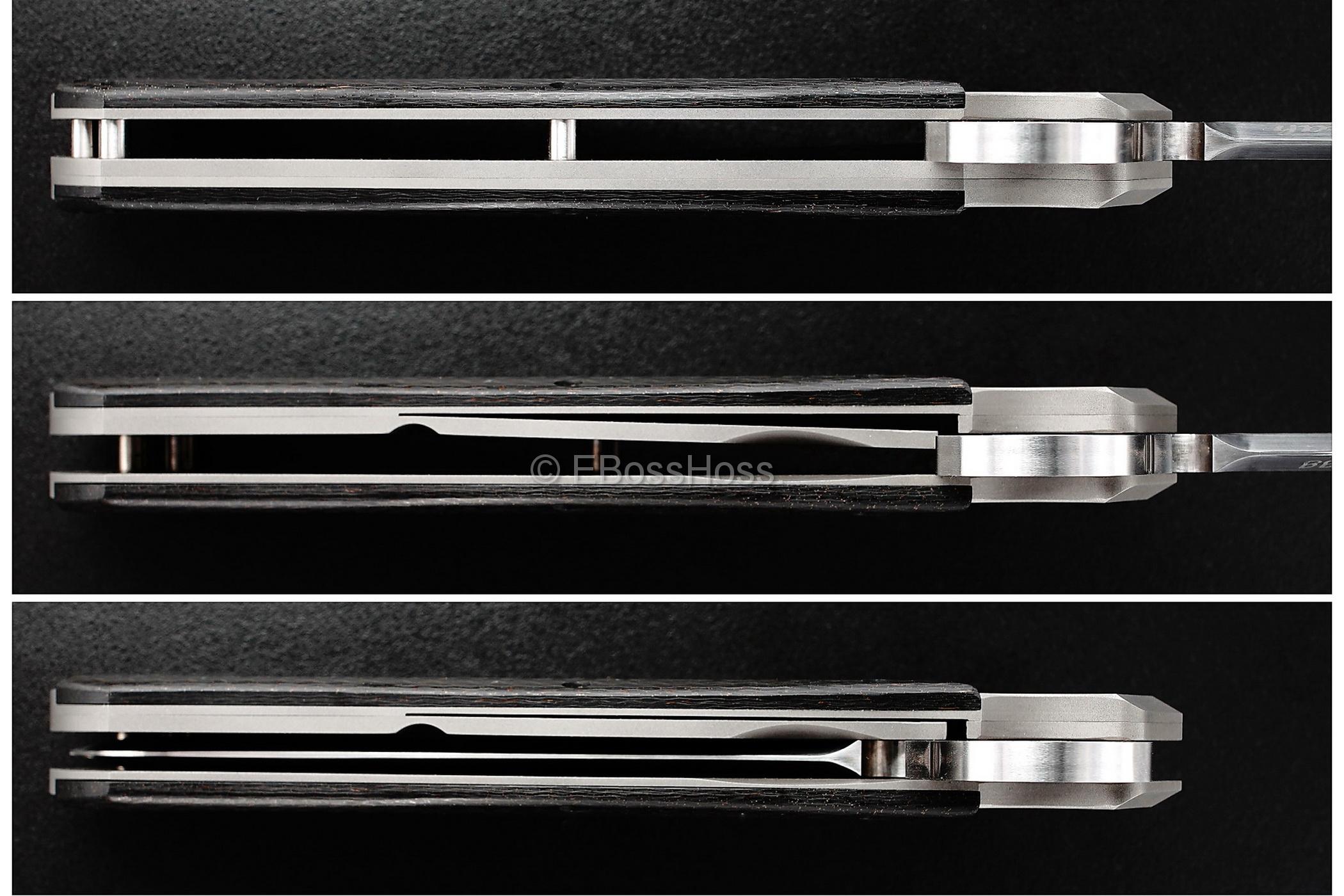 Todd Begg Custom Flipping Ring Dagger