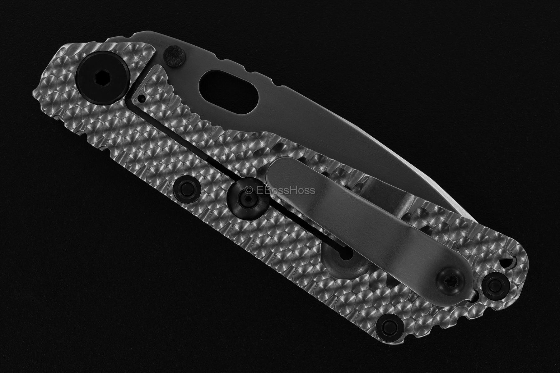 Duane Dwyer (Strider Knives) Custom SnG Tanto
