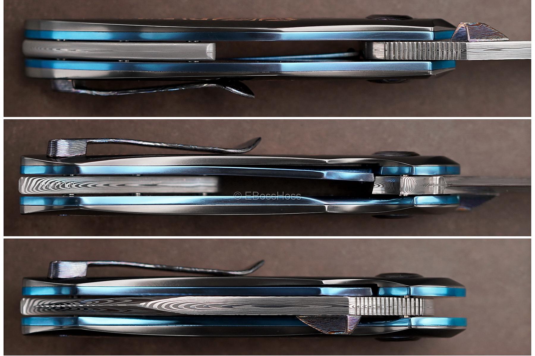 Peter Martin Custom Very Deluxe Integral QSB-Fatty Flipper
