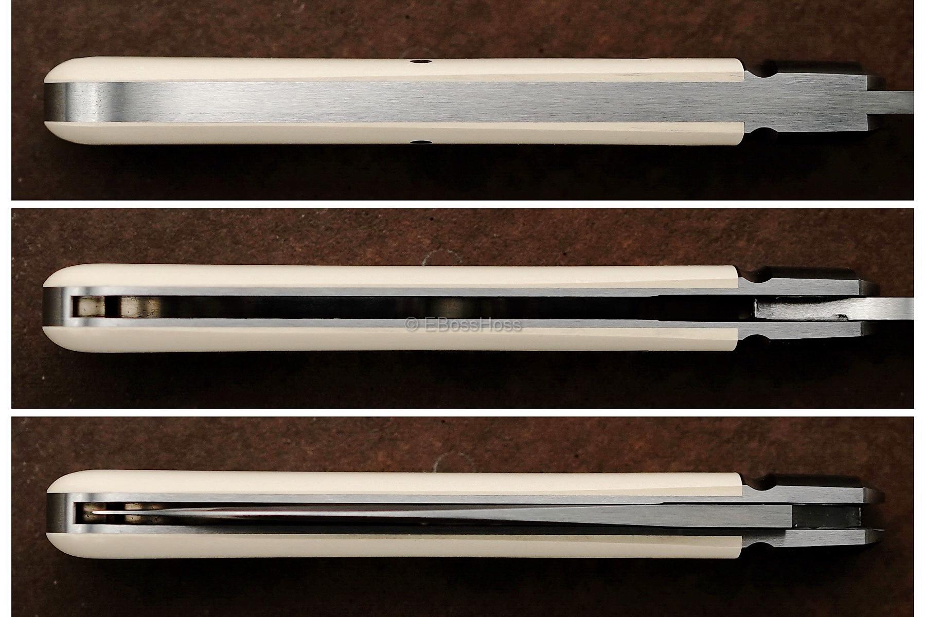 Jason Tabor Custom Zulu Spear Slip Joint