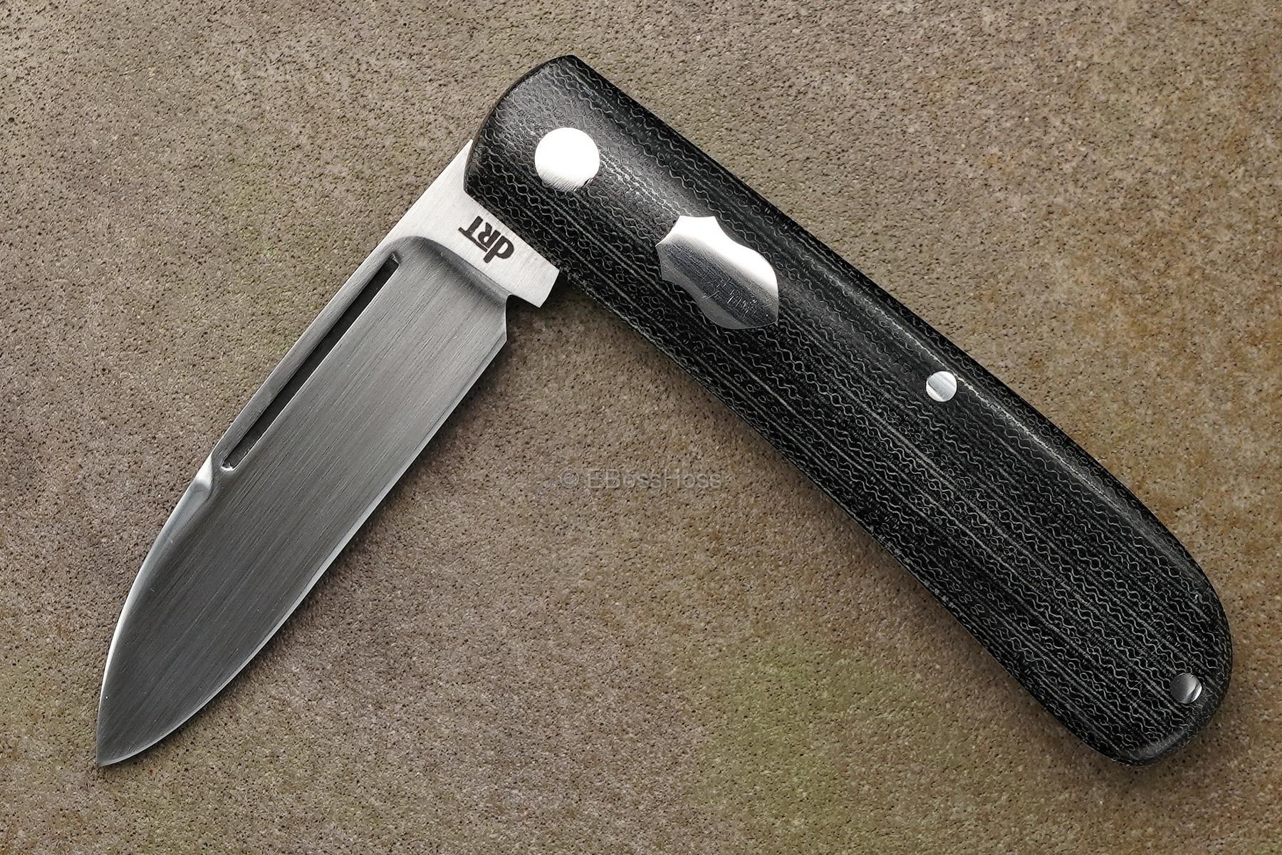 Dr T Knives / Tabor Custom American Jack Knife Slip Joint