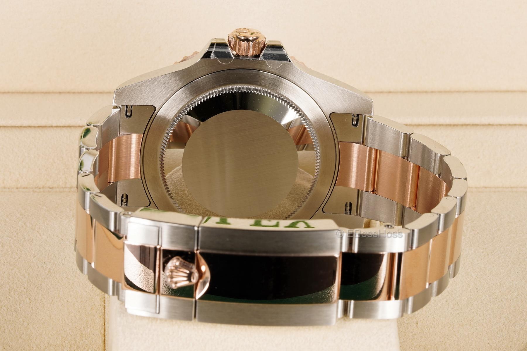 Rolex Oystersteel & Everose Gold GMT-Master II - 126711CHNR