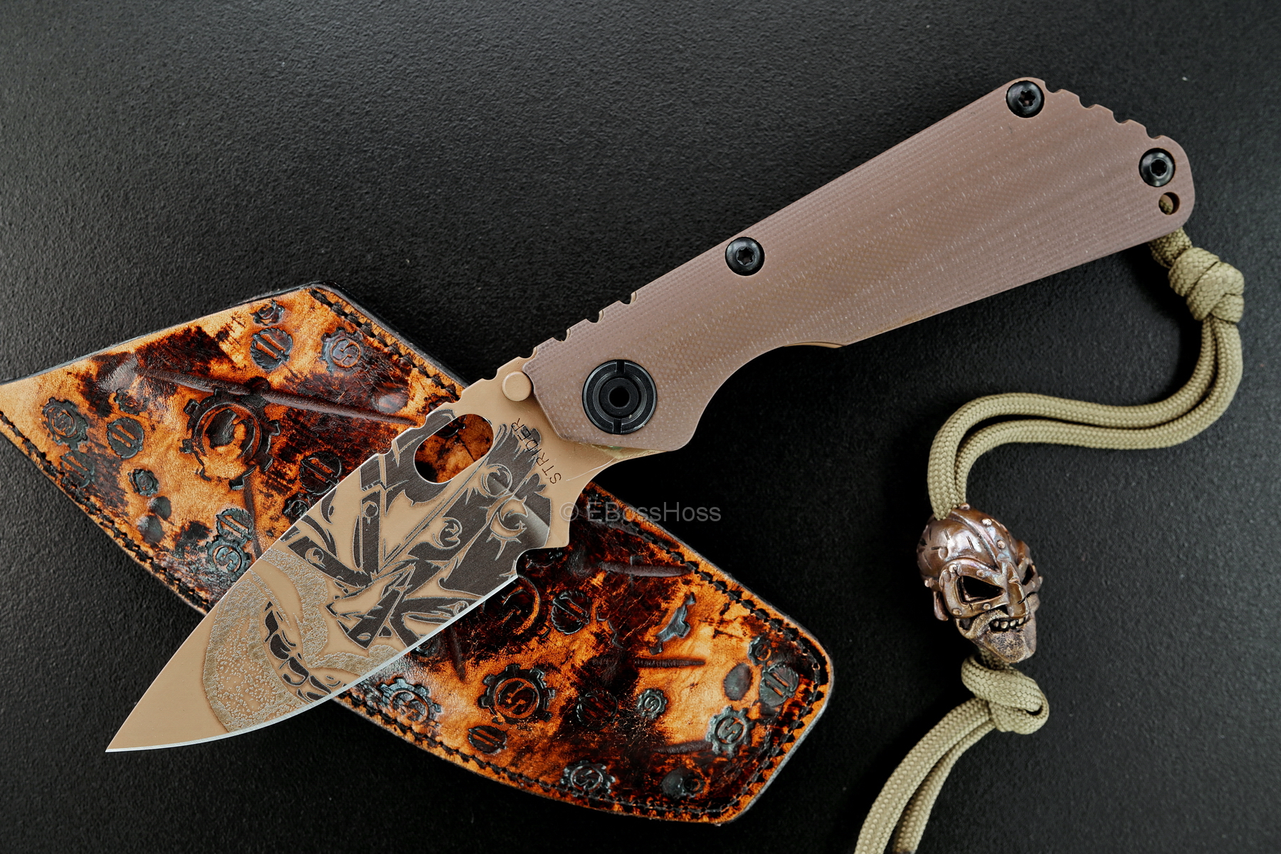 "Mick Strider - Starlingear ""G6"" Collab SnG - Magnus the Conqueror"