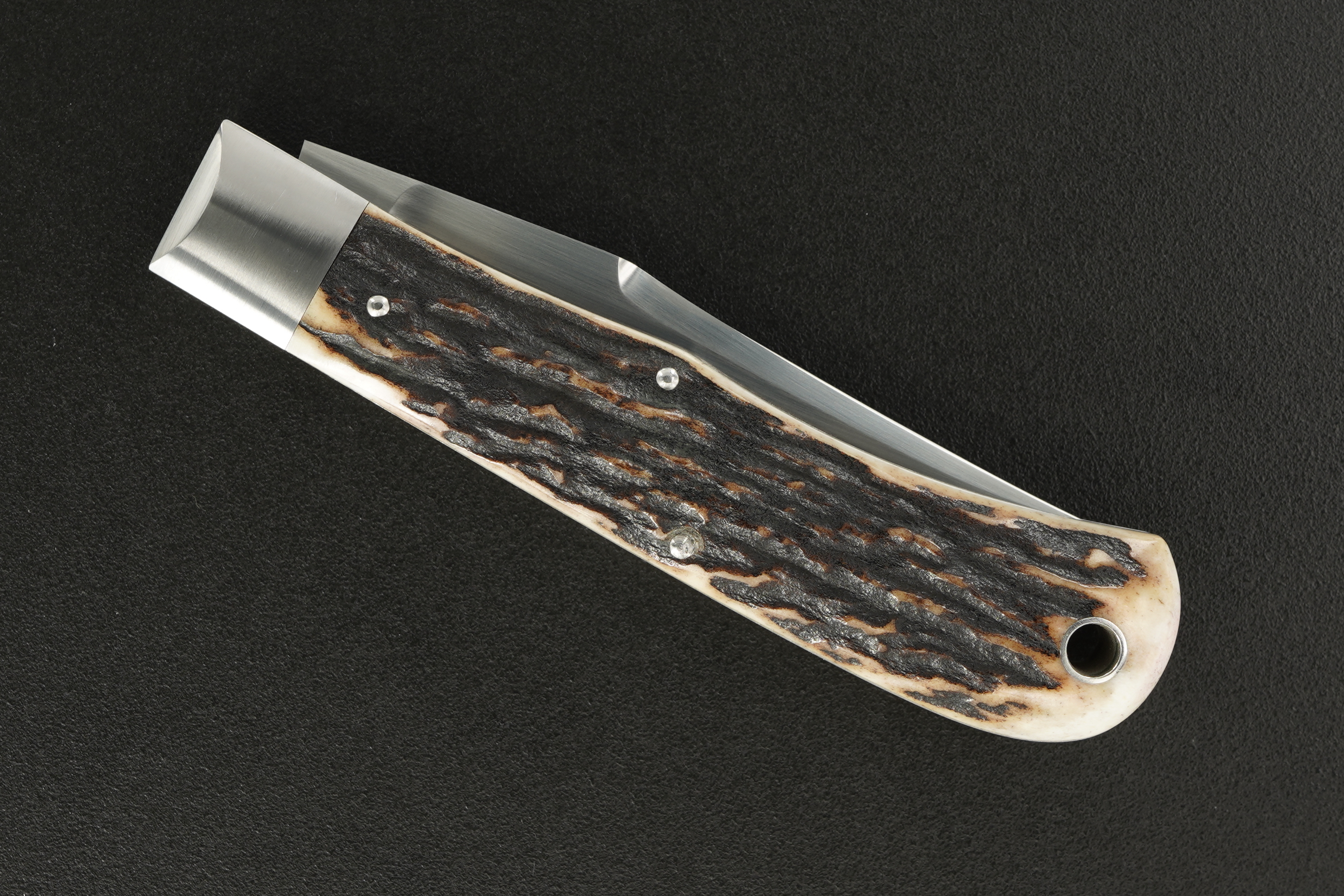Tony Bose Custom Stag Back Pocket