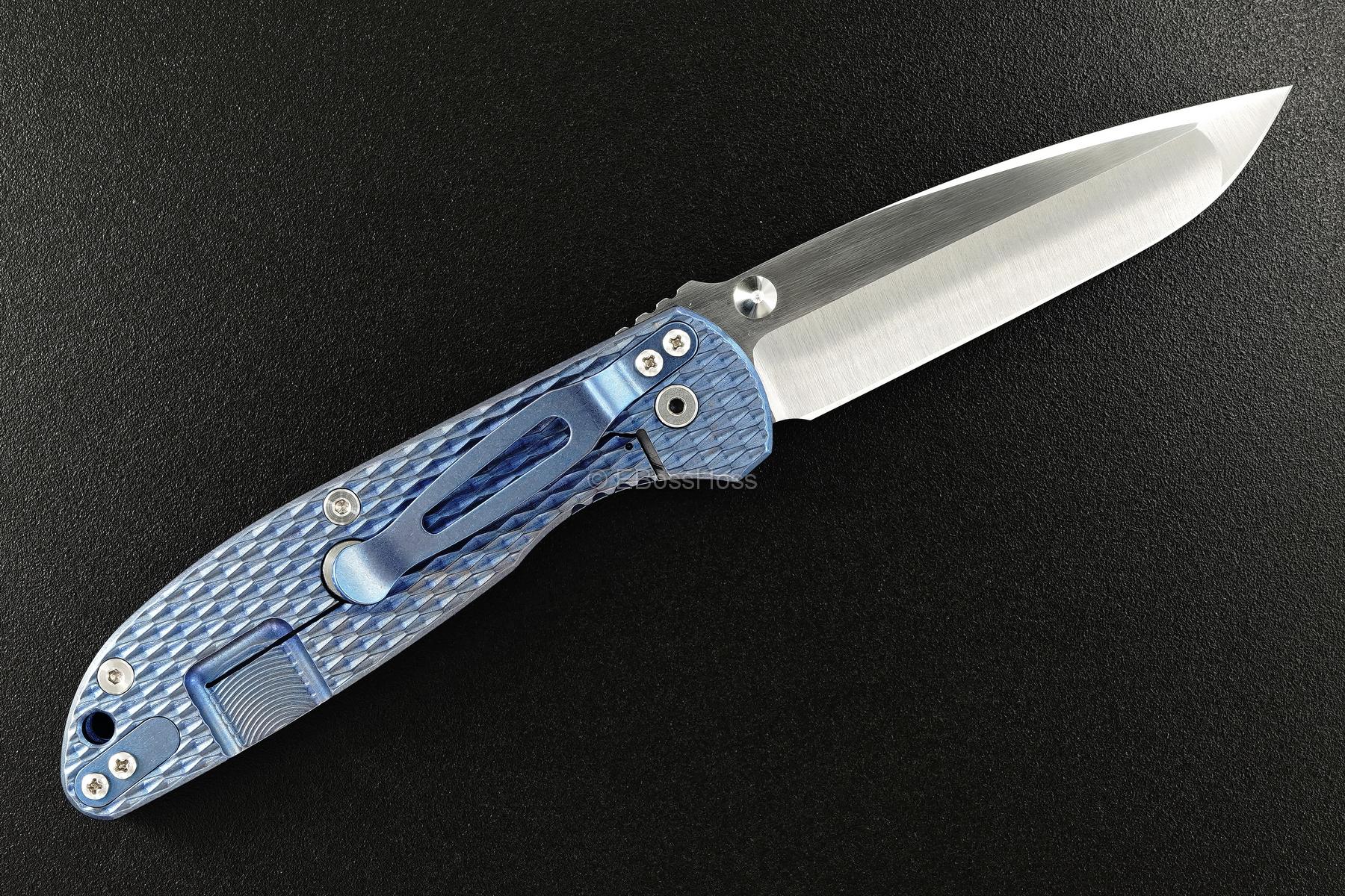 Rick Hinderer Custom Gen 4 Firetac