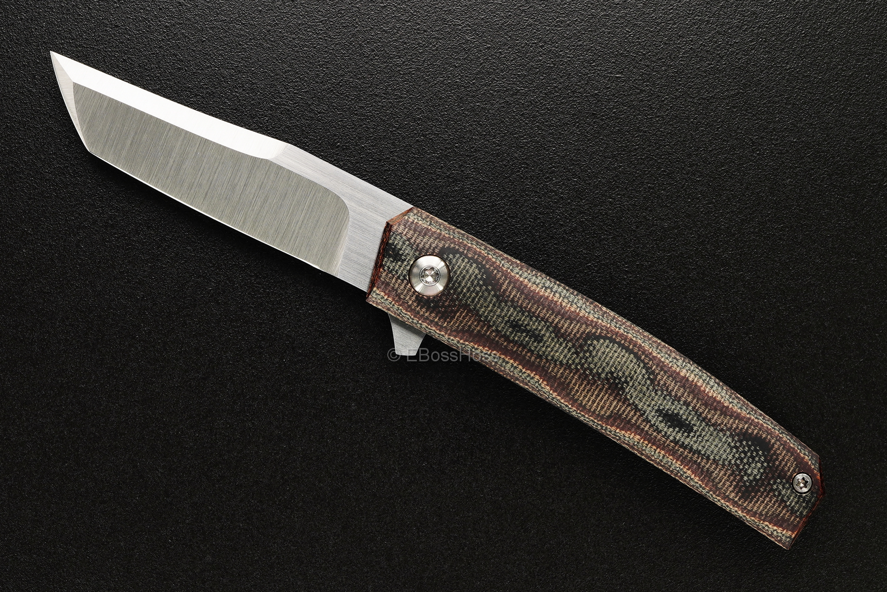 Jared Oeser Custom Tengu Clip Flipper