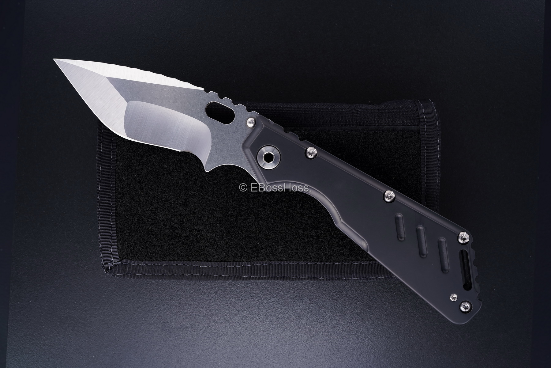 Mick Strider Custom (MSC) Half-Stealth Nightmare Tanto XL