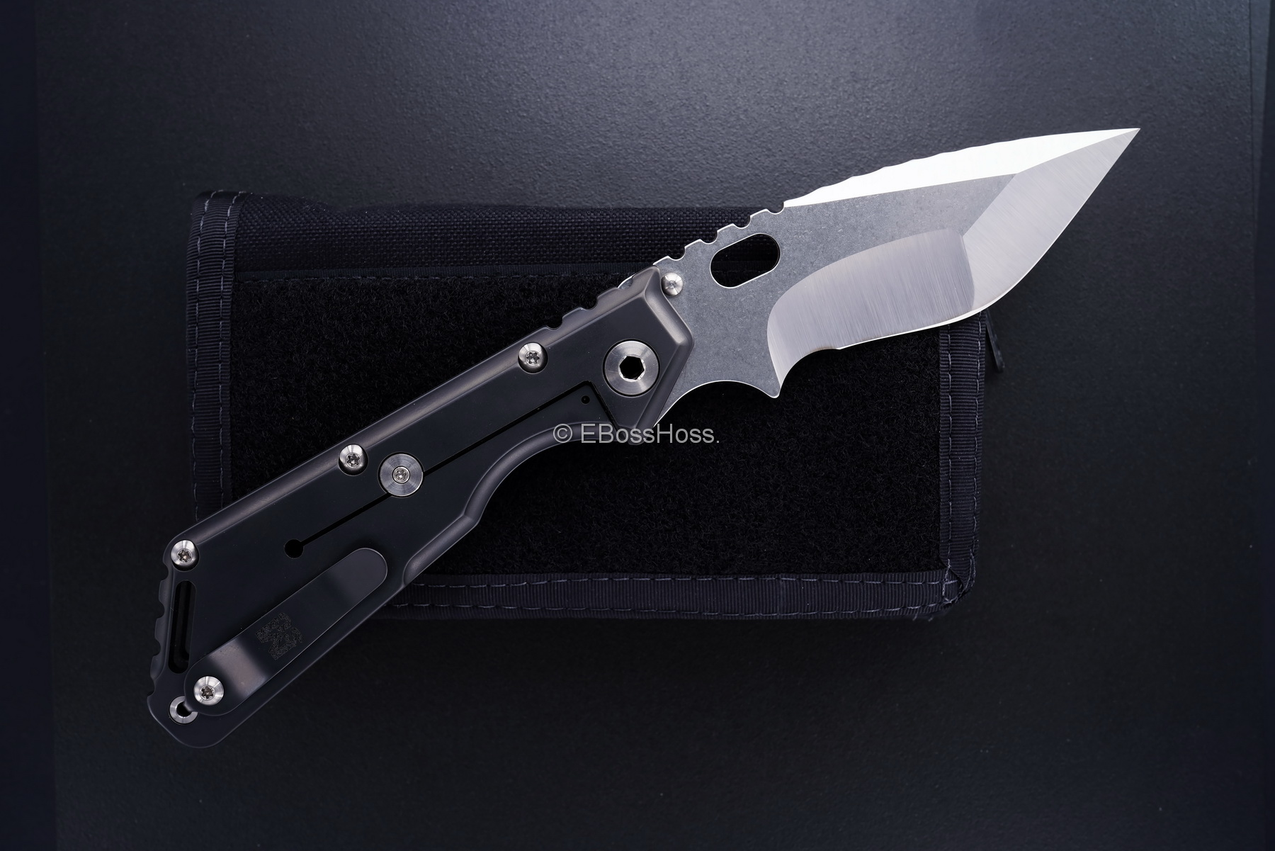 Mick Strider Custom (MSC) Half-Stealth Nightmare Tanto XL