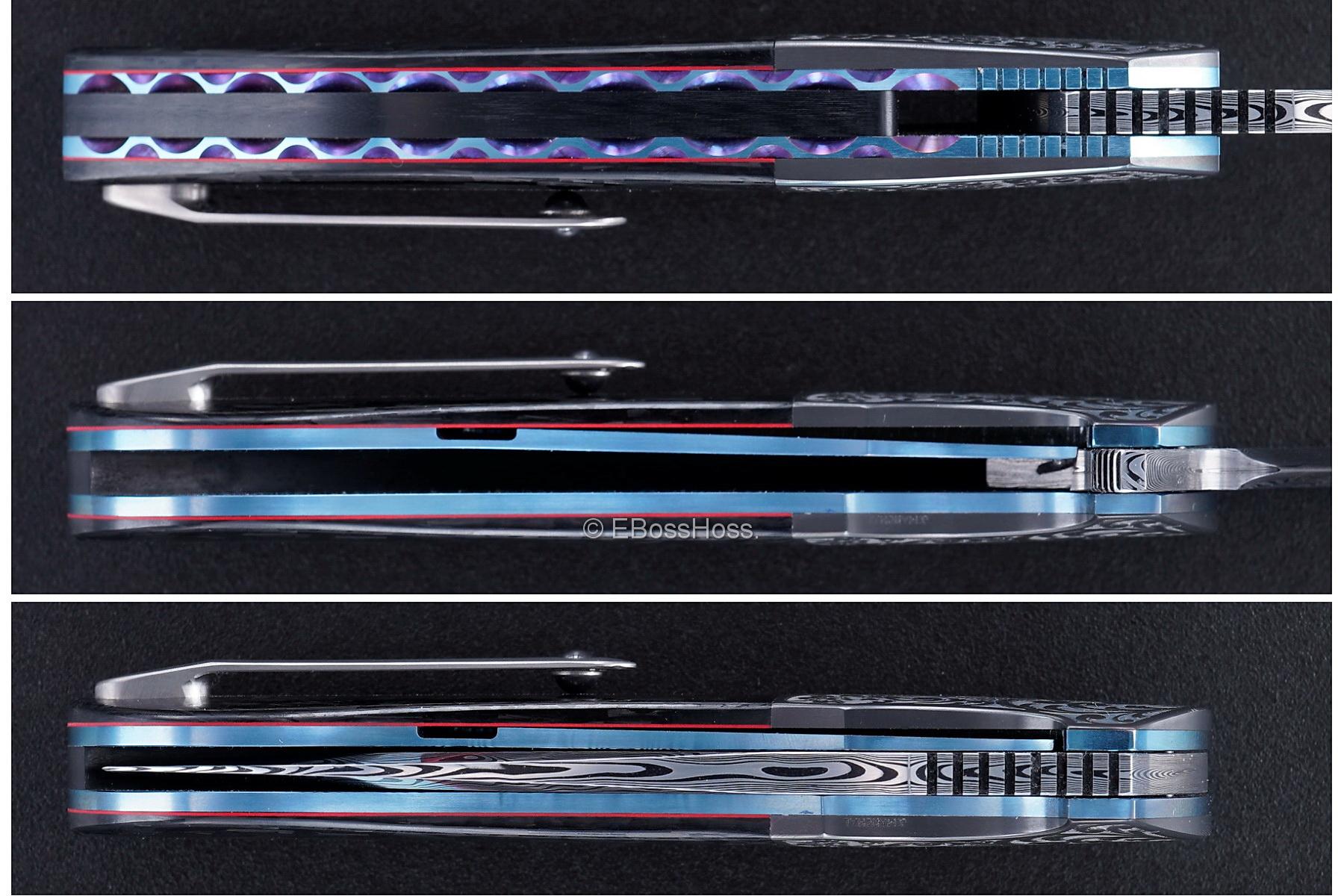 Andre Thorburn Custom Deluxe Engraved L50 Flipper