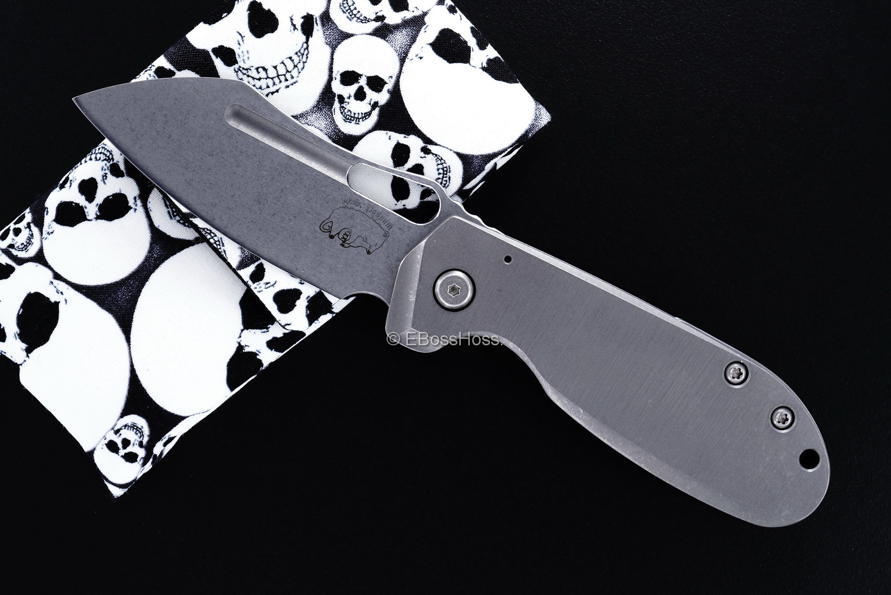 JB Stout / Jeremy Horton Custom Possum Collab