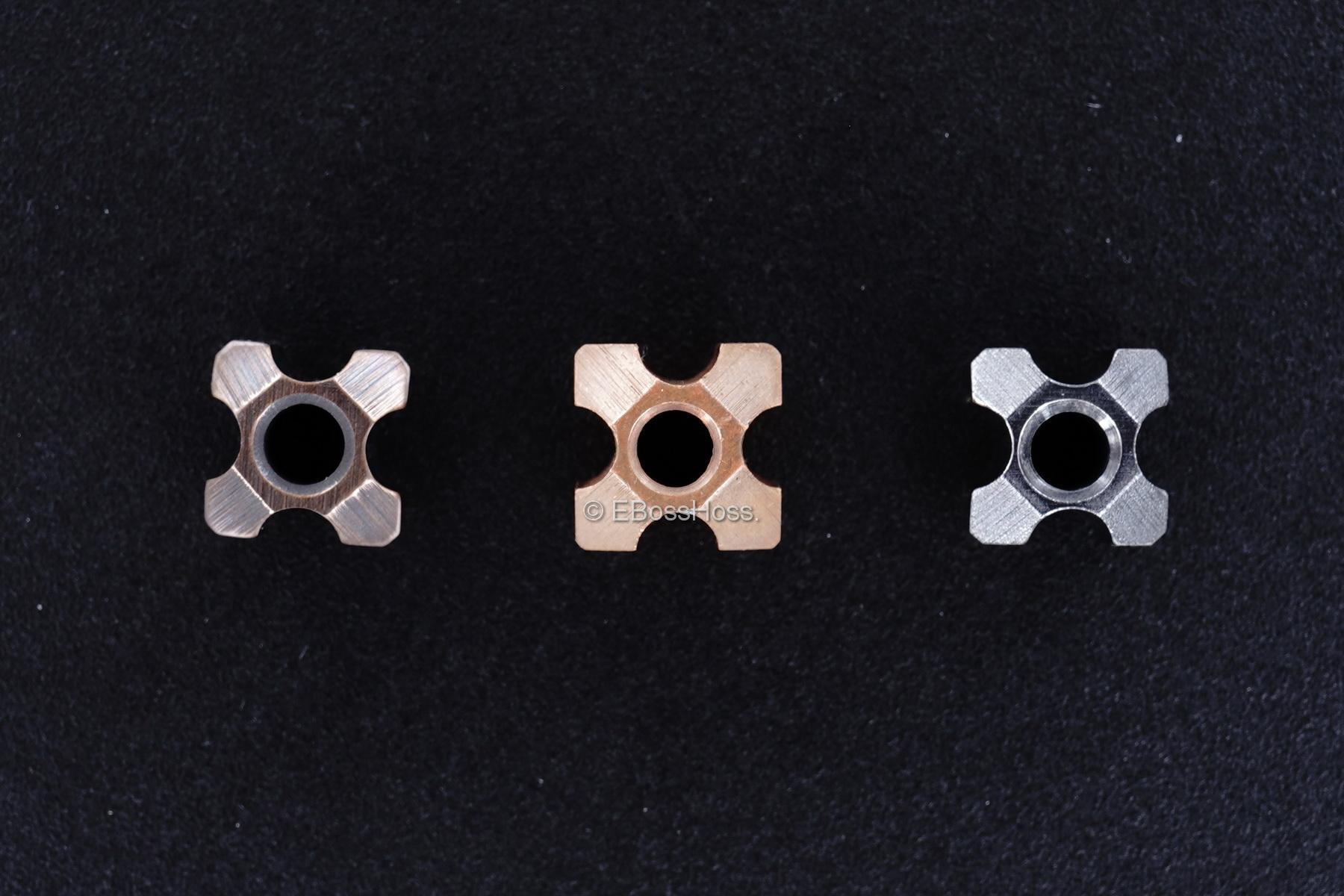 Brad Blount / JBB 3 Assorted Beads