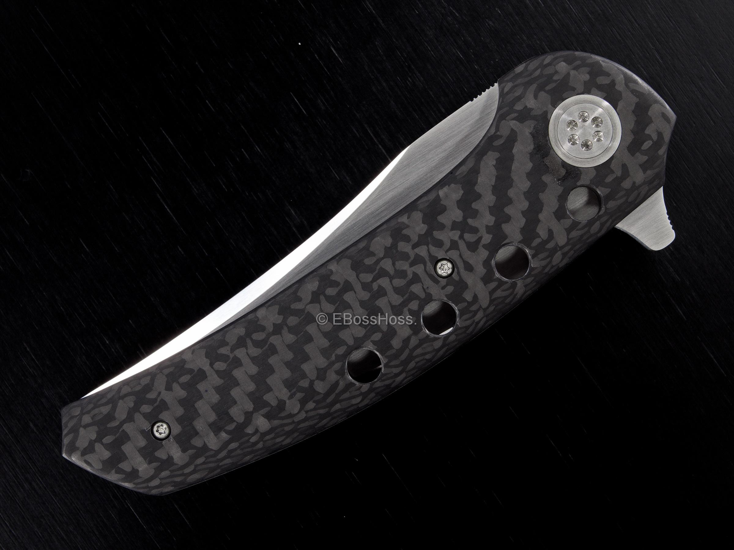 VIKnives by Victor Barajas Custom Kiba Flipper