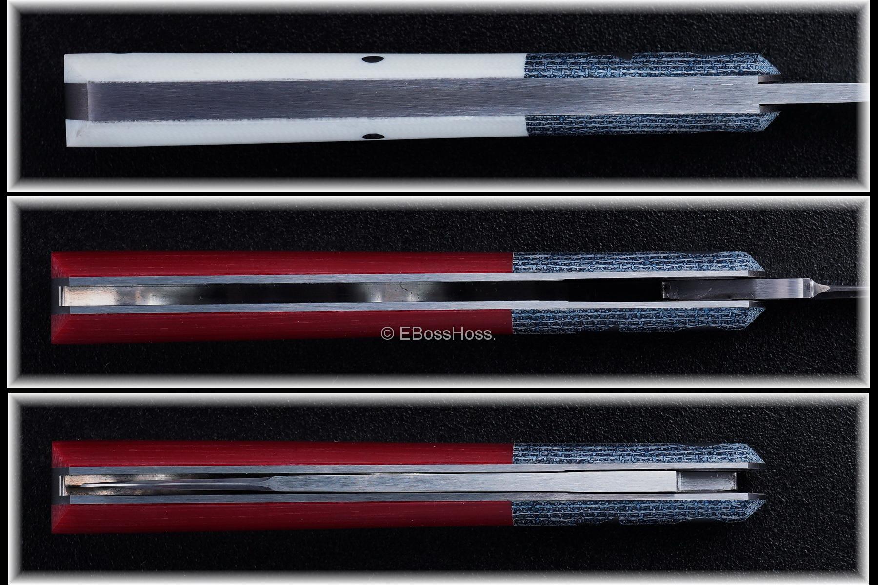 Jason Taber Custom American Barlow Slip Joint