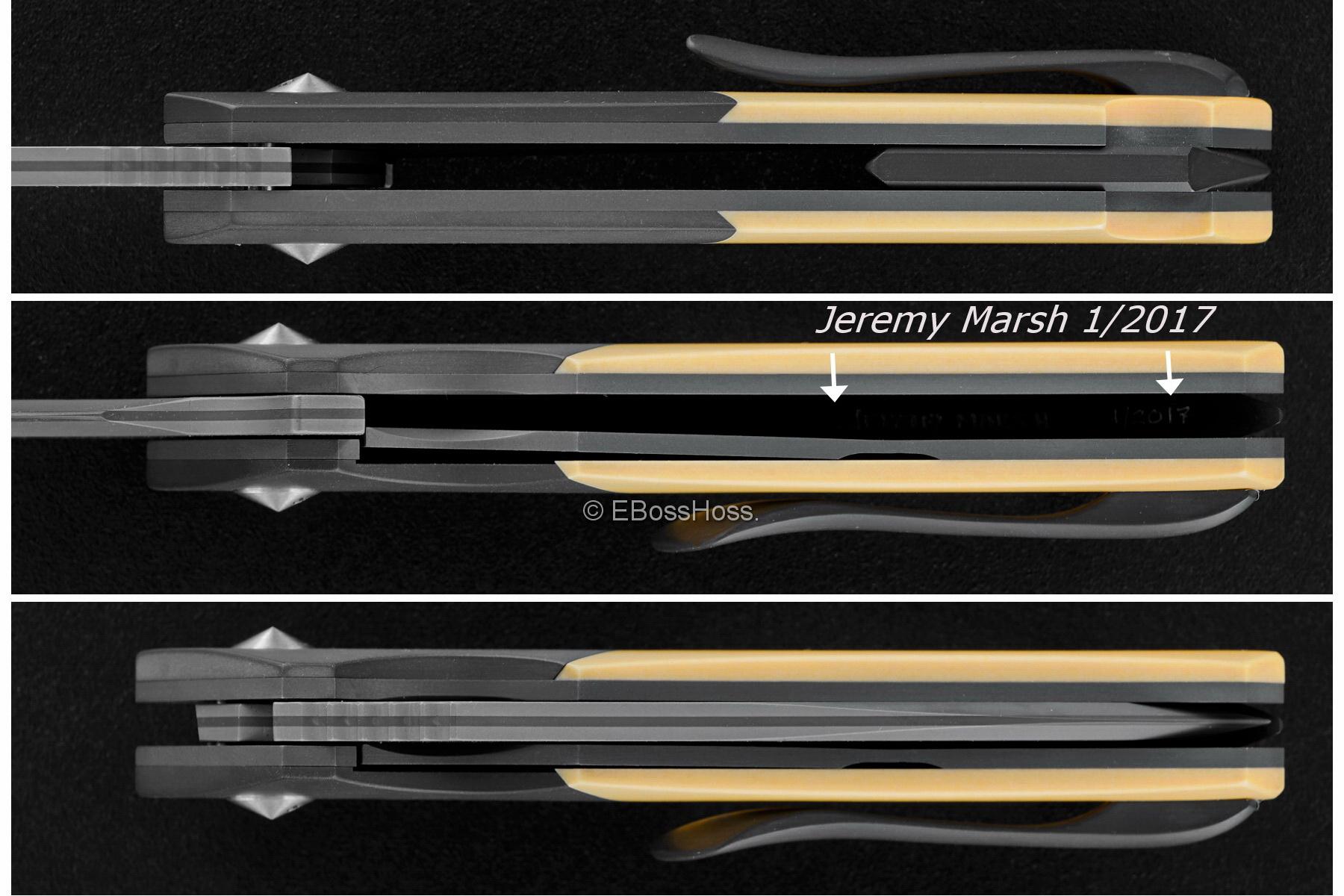 Jeremy Marsh Custom Deluxe Pickle Flipper