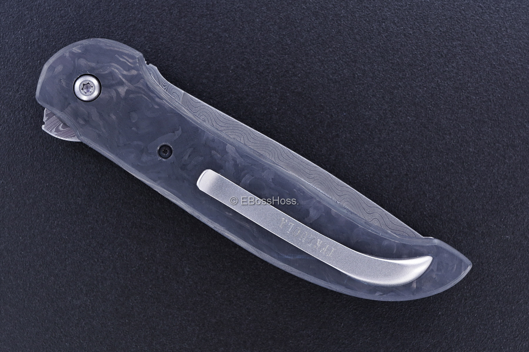 Bob Terzoula Custom Pacific Flipper