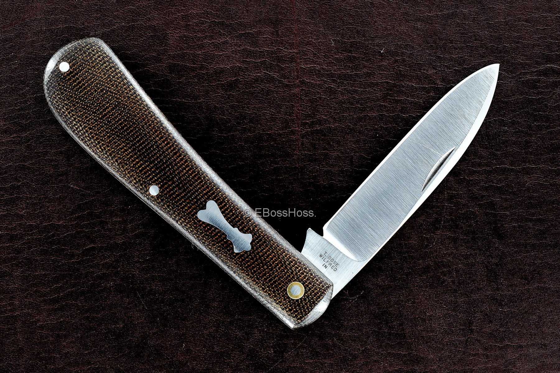 Tony Bose Zulu Spear Slipjoint