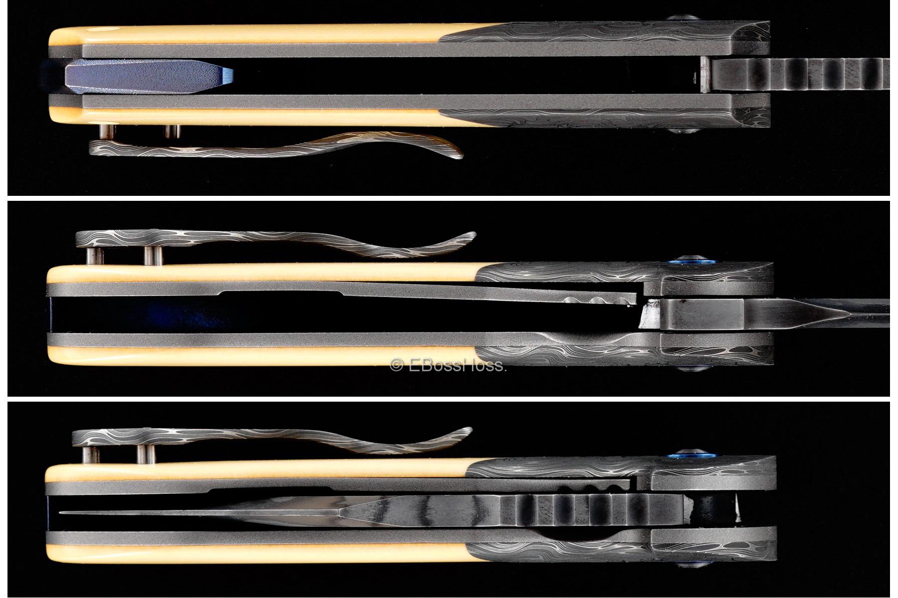 Michael Burch Custom Deluxe Tangent Flipper