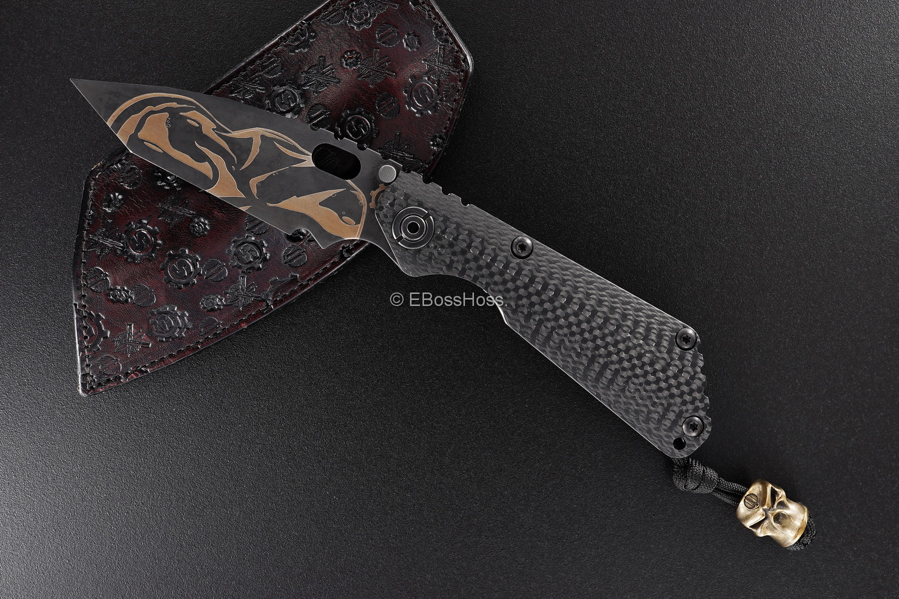 Duane Dwyer, Starlingear, Strider Starlingear Stealth DDC SnG Limited Edition (Just 25)