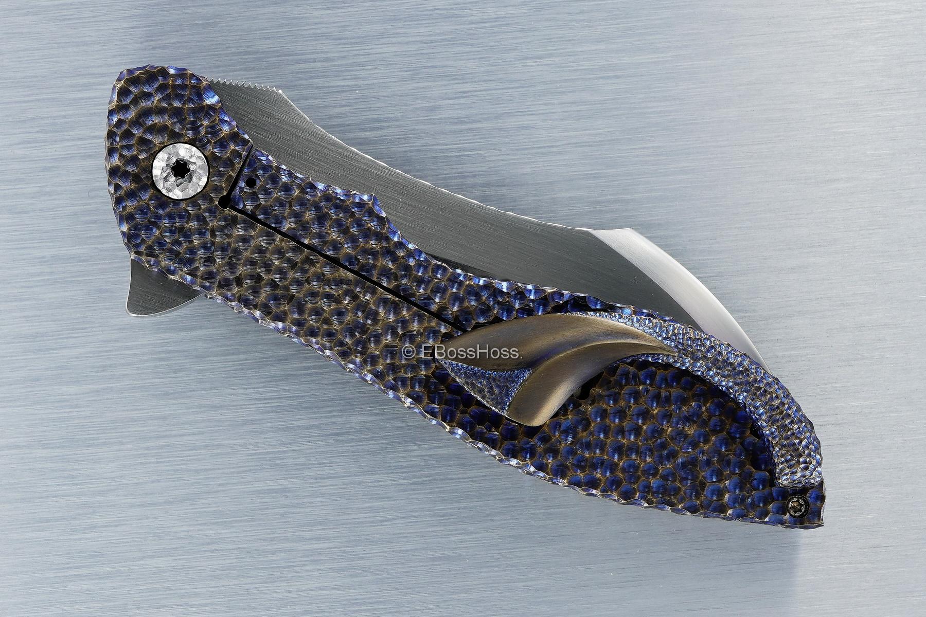 Jeremy Marsh Custom Deluxe Mini Vanquish Flipper