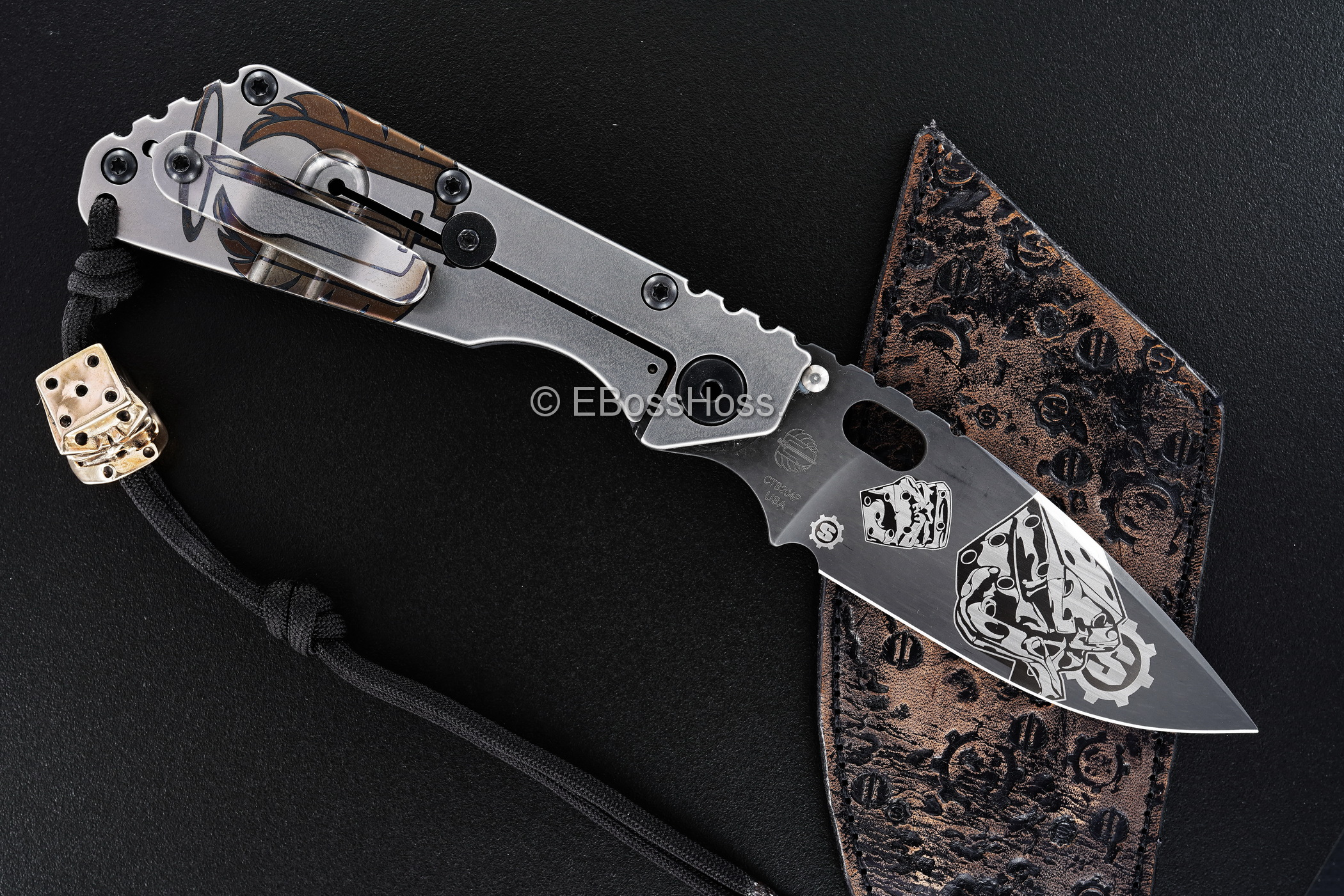 Strider / Starlingear Collaboration Lucky SMF -- Blade by Mick Strider