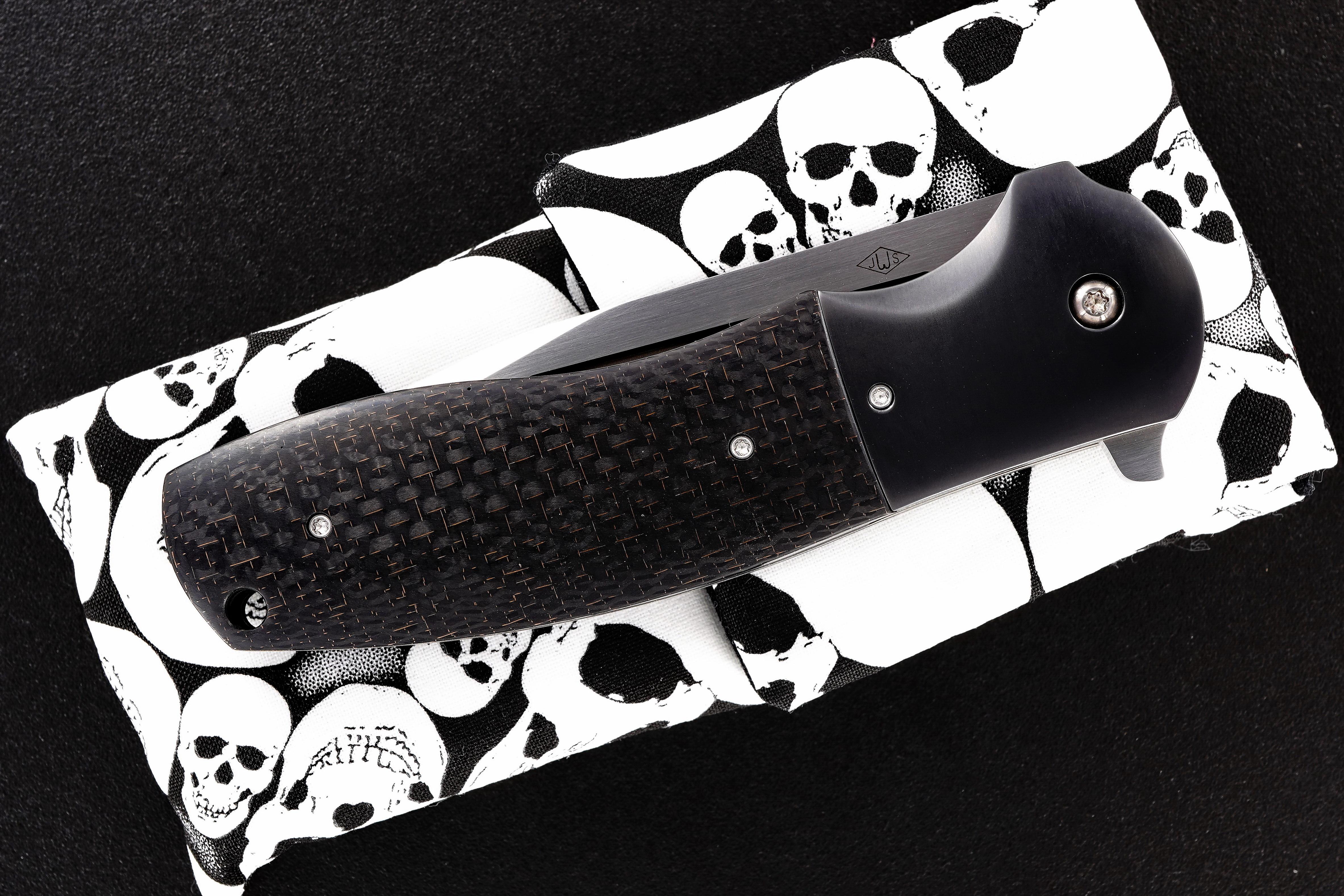 John W.  Smith Custom Deluxe SD-Tactical Flipper