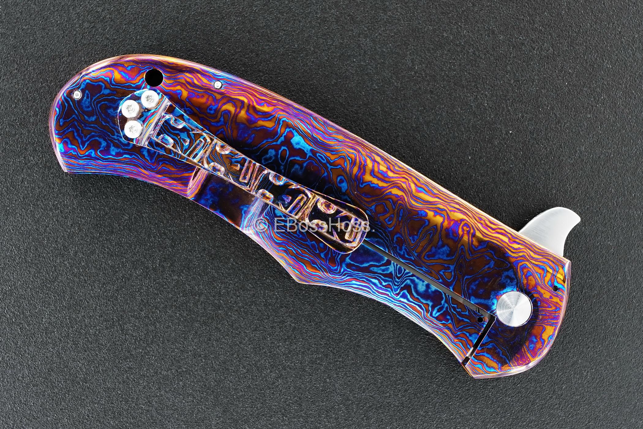 D.B. Fraley Custom Very Deluxe Shamal 4.0 Flipper
