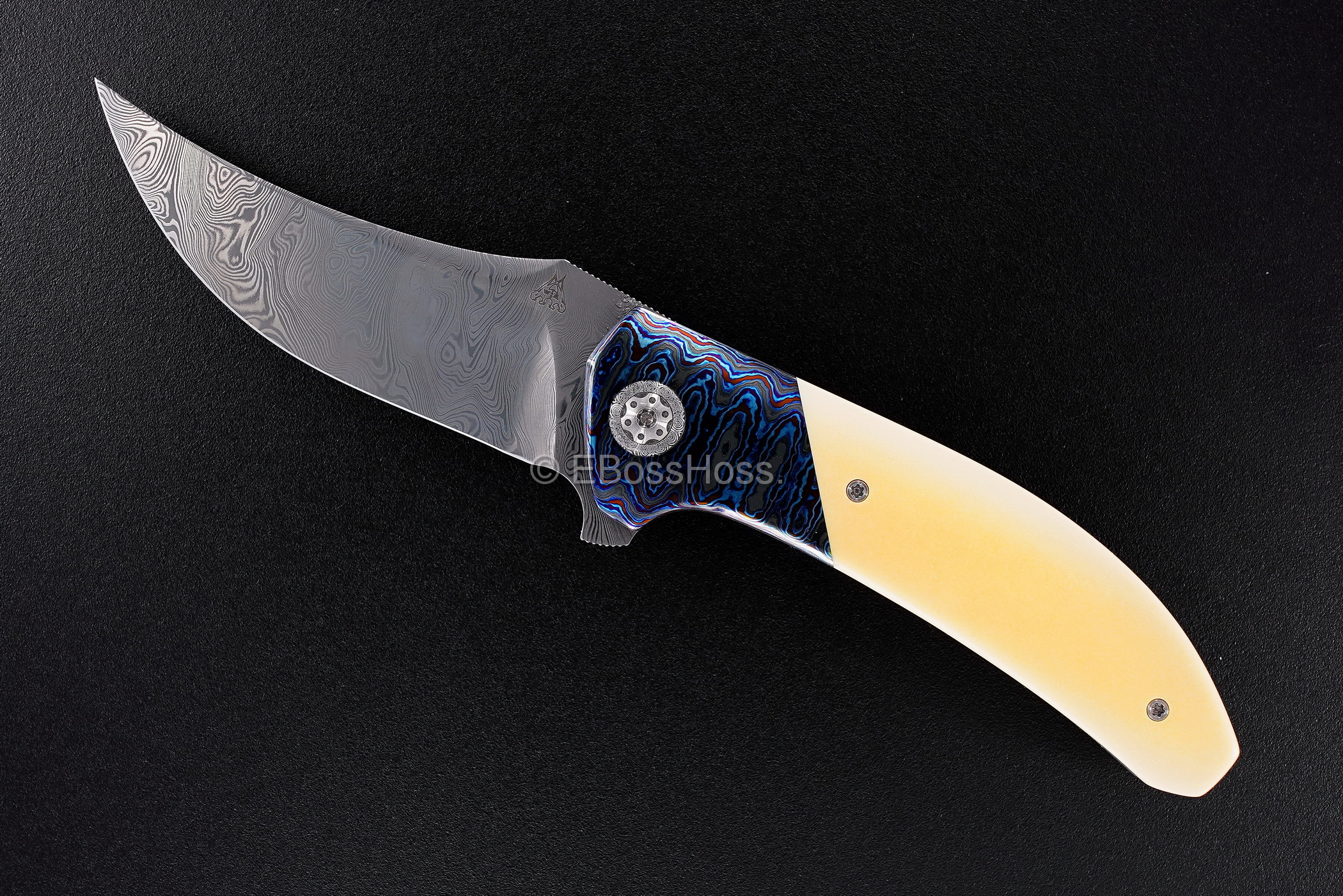 WR Bladeworks Deluxe Custom Persian Flipper
