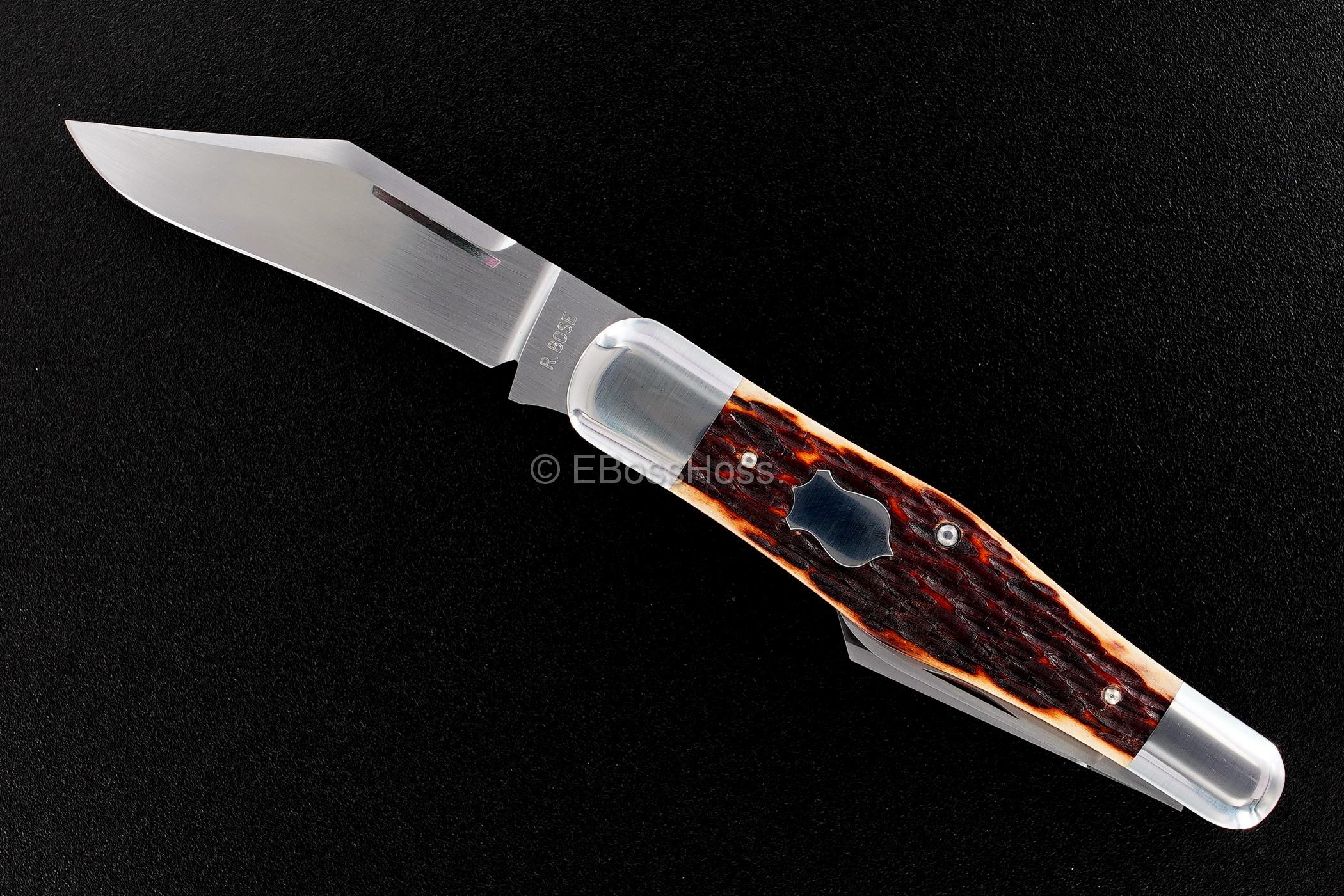 Reese Bose Custom Split-Spring Northfield Whittler