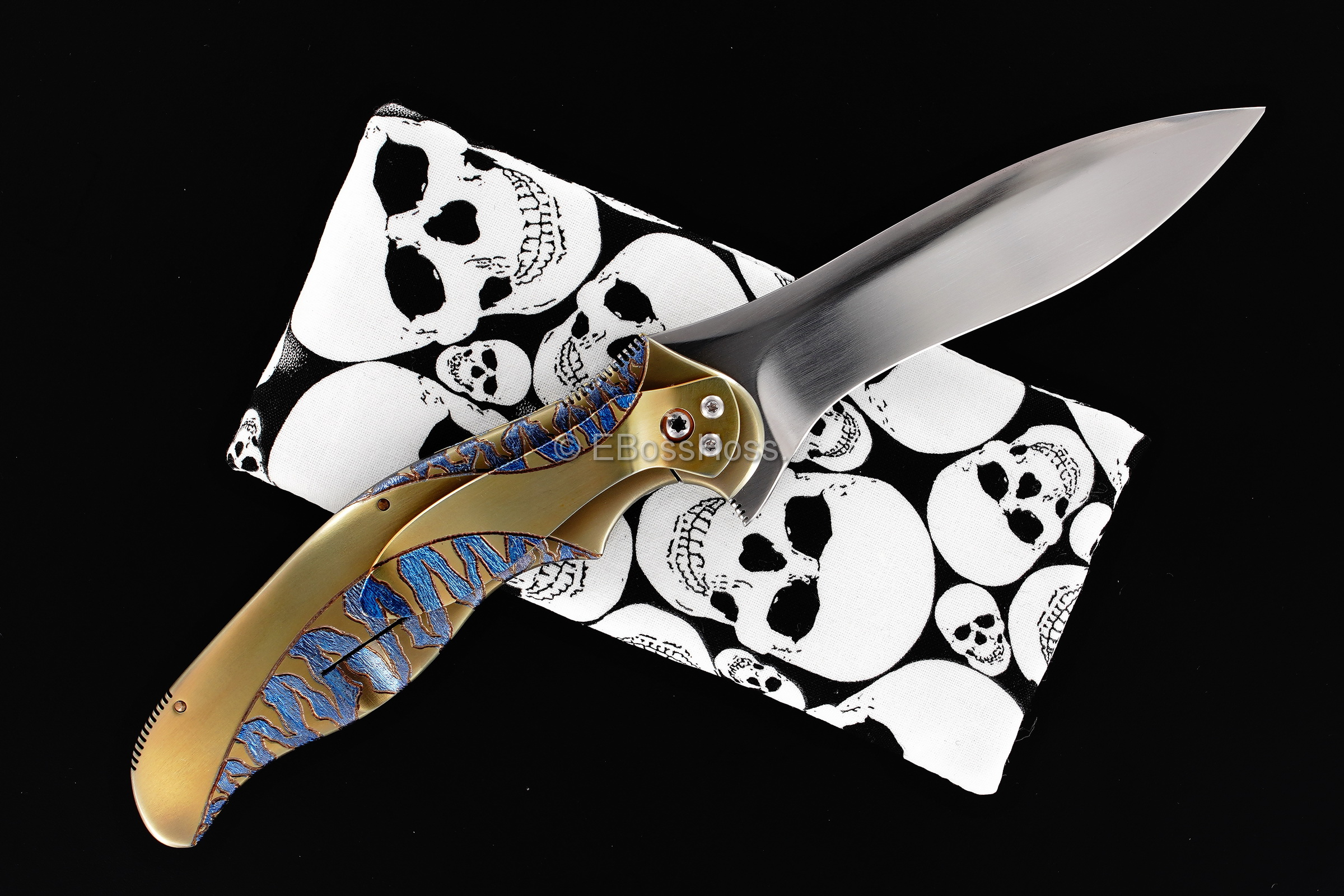 Ken Onion Custom Melee Speedsafe Flipper