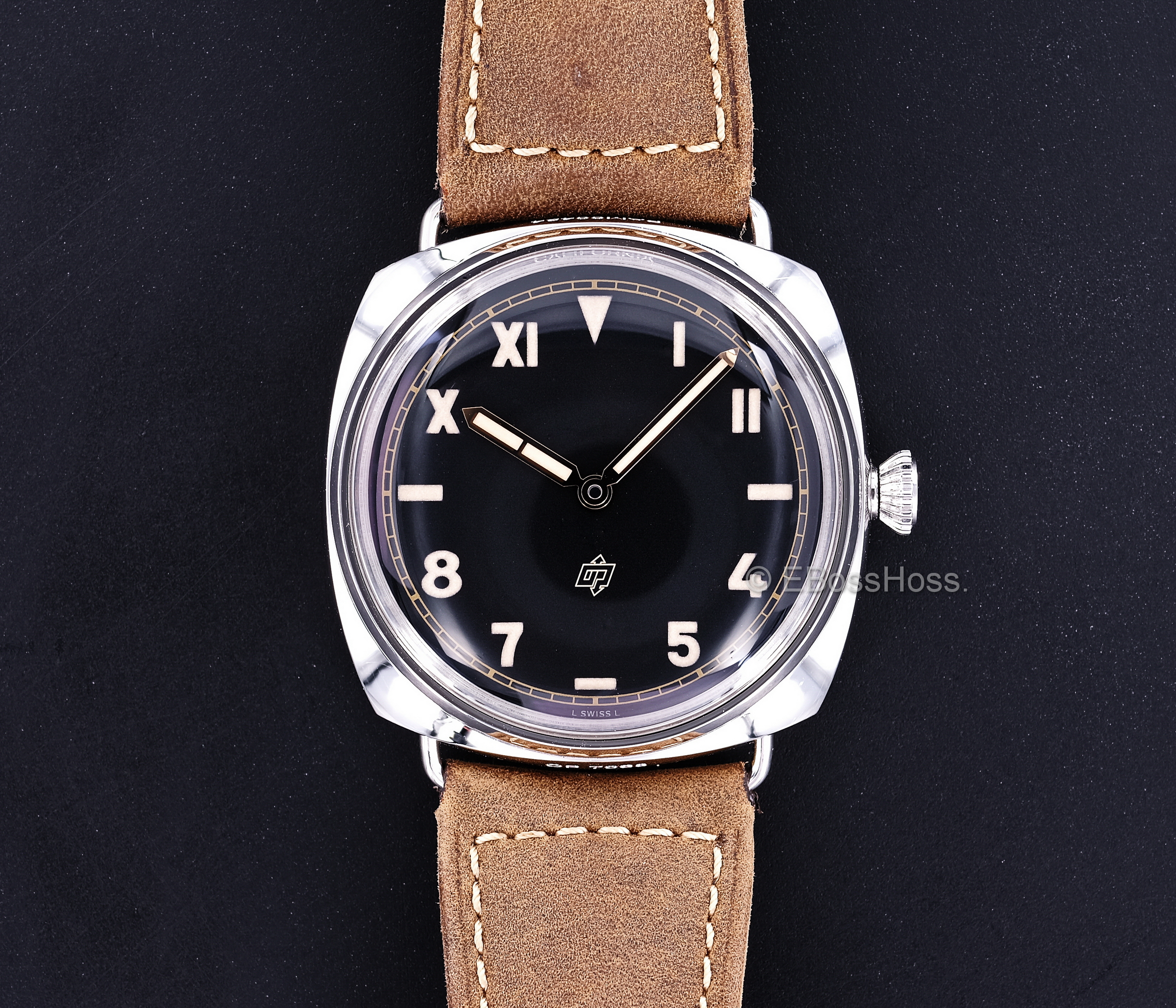 Panerai / Officine 424 Radiomir w/ 3-DAY Reserve