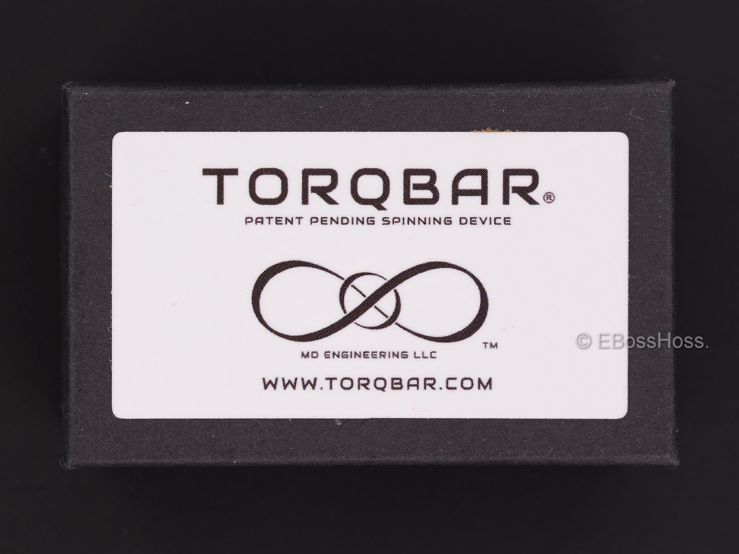 Torqbar Custom Figit Spinner #45