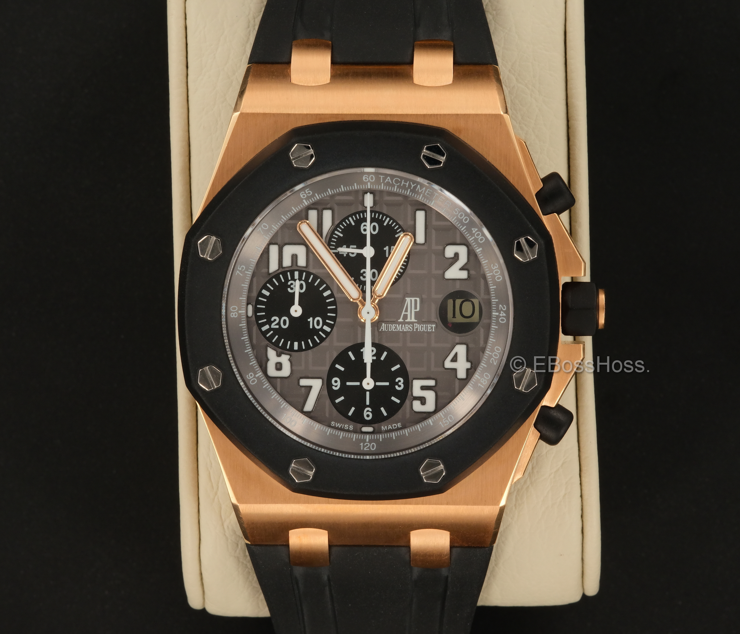 Audemars Piguet Royal Oak Offshore ROO Rubber-clad (Rose Gold)