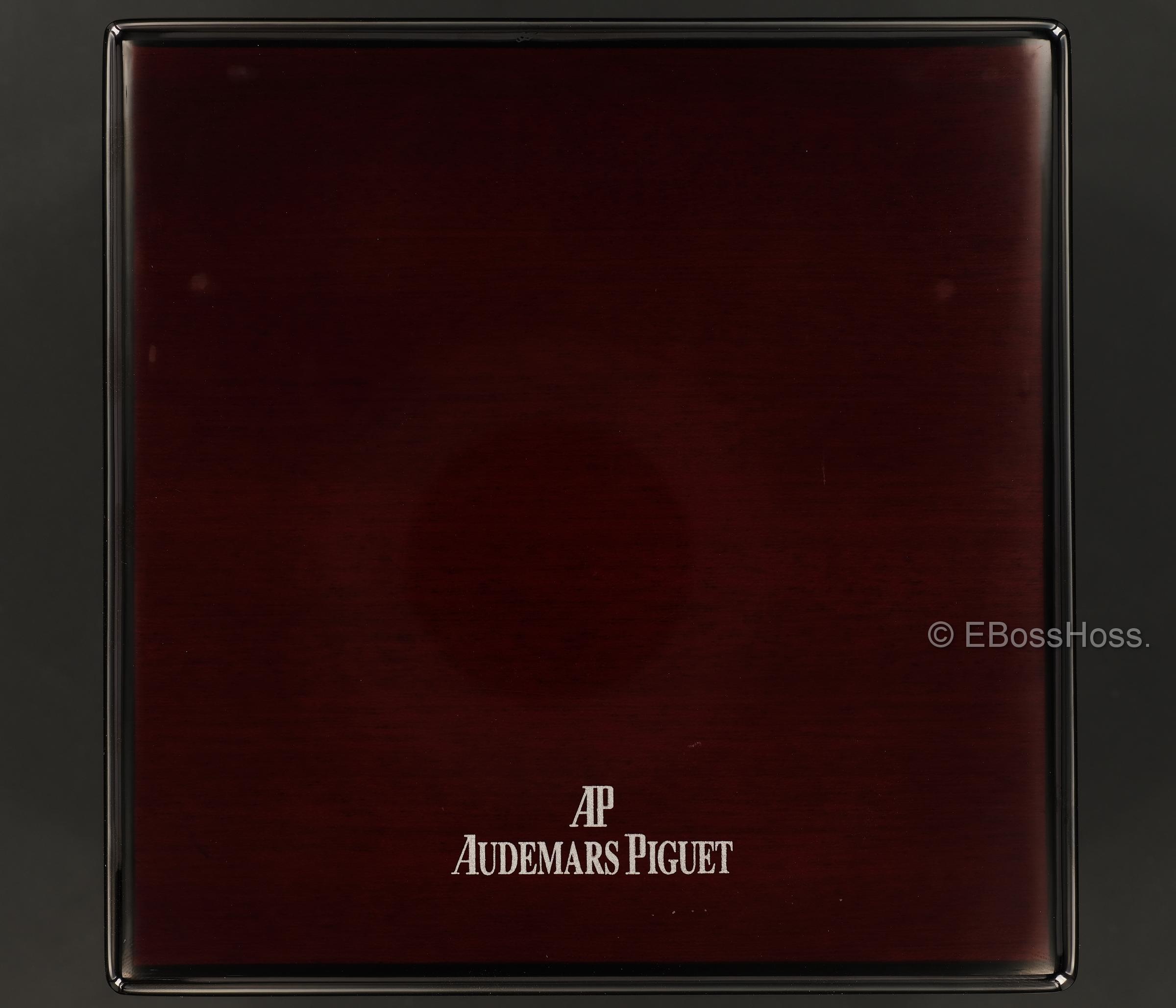Audemars Piguet Royal Oak Offshore ROO Rubber-clad (Rose Gold)