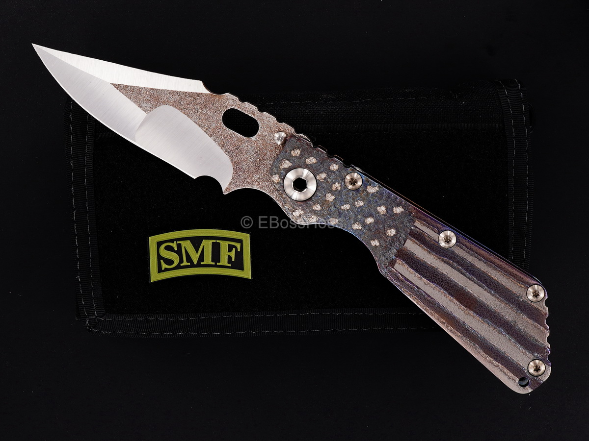 Mick Strider Custom (MSC) Nightmare SMF - The Patriot