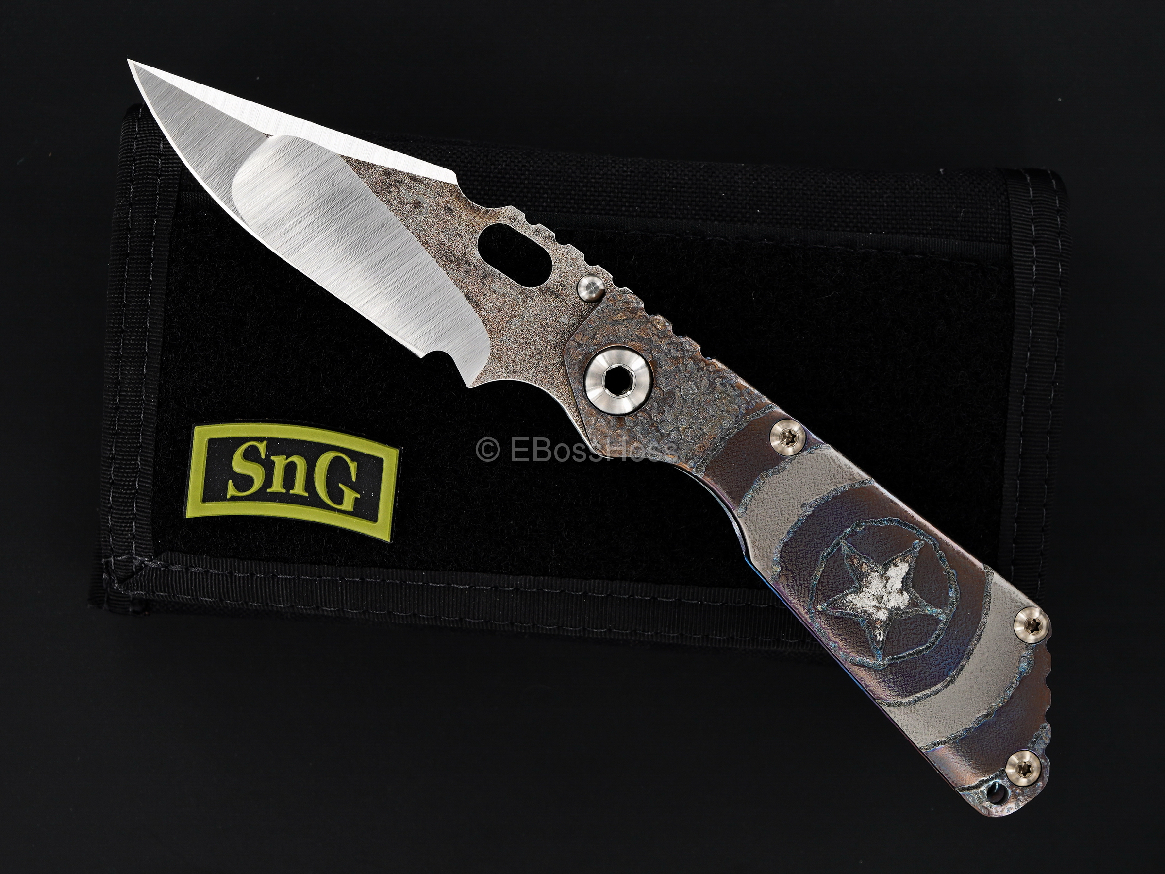 Mick Strider Custom Nightmare SnG - Captain America