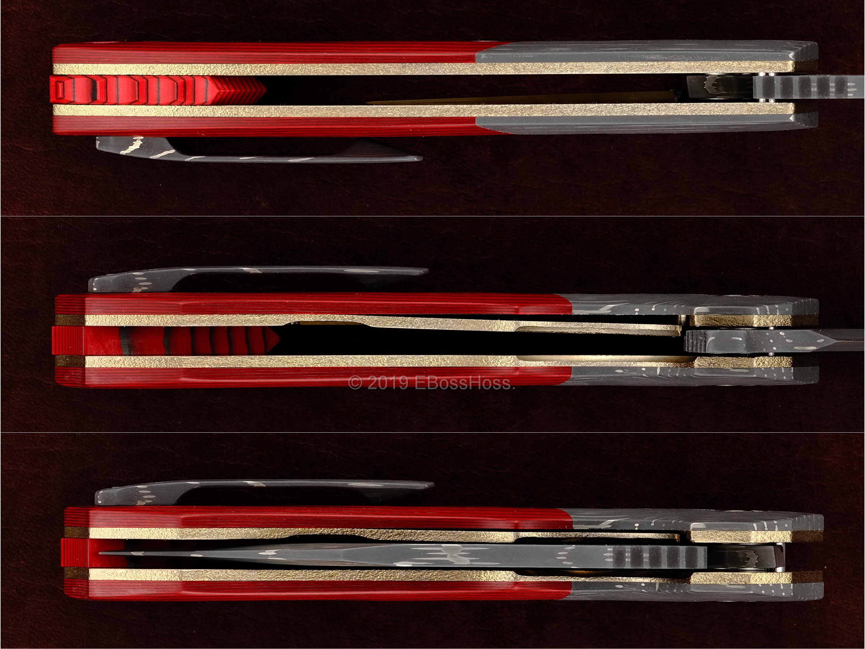 Peter Carey Custom Very Deluxe Scion Flipper