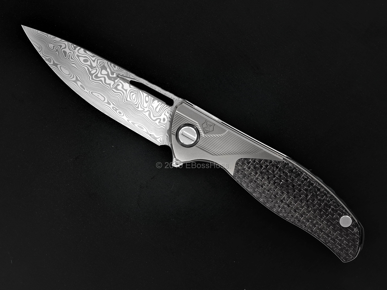 Sergey Shirogorov Custom Division F3-B Flipper