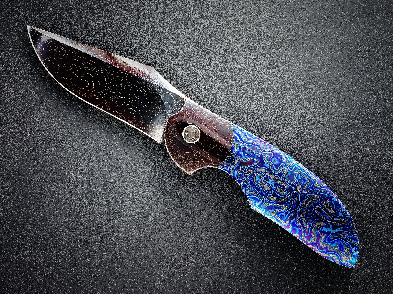Stan Wilson Custom NFF (Non-Flipper Flipper)