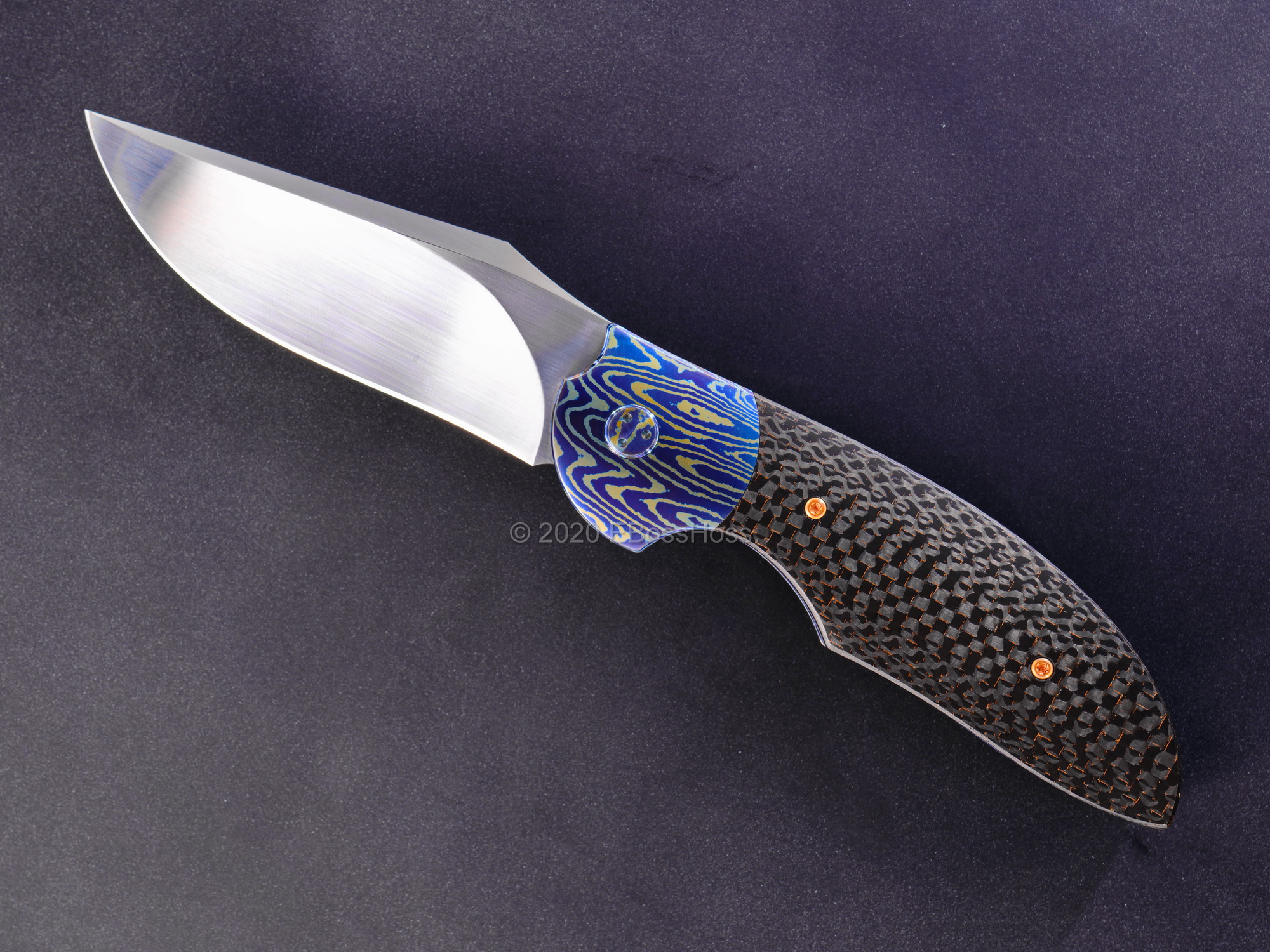 Stan Wilson Custom Deluxe NFF (Non-Flipper Flipper)