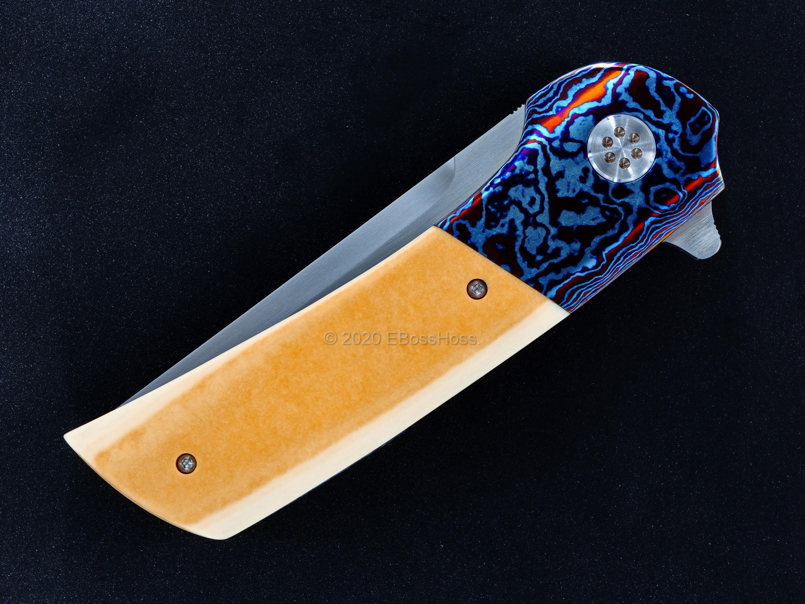 VIKnives Custom Deluxe Unnamed Flipper
