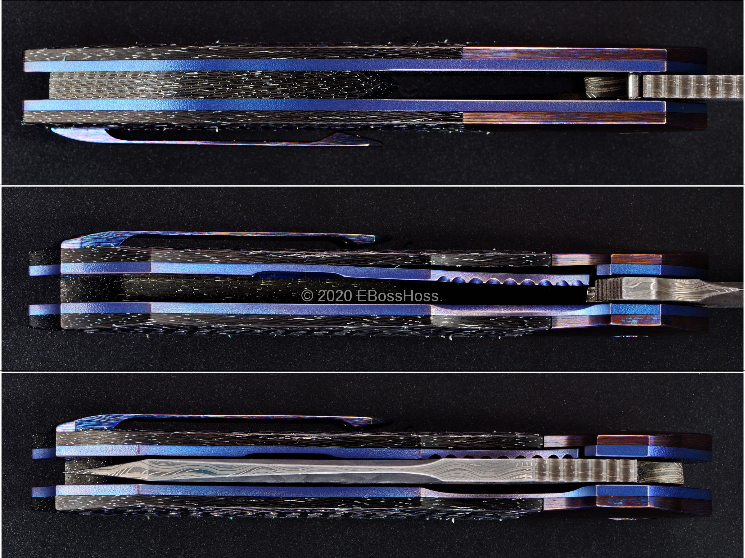 Peter Carey Custom Deluxe Cure Flipper