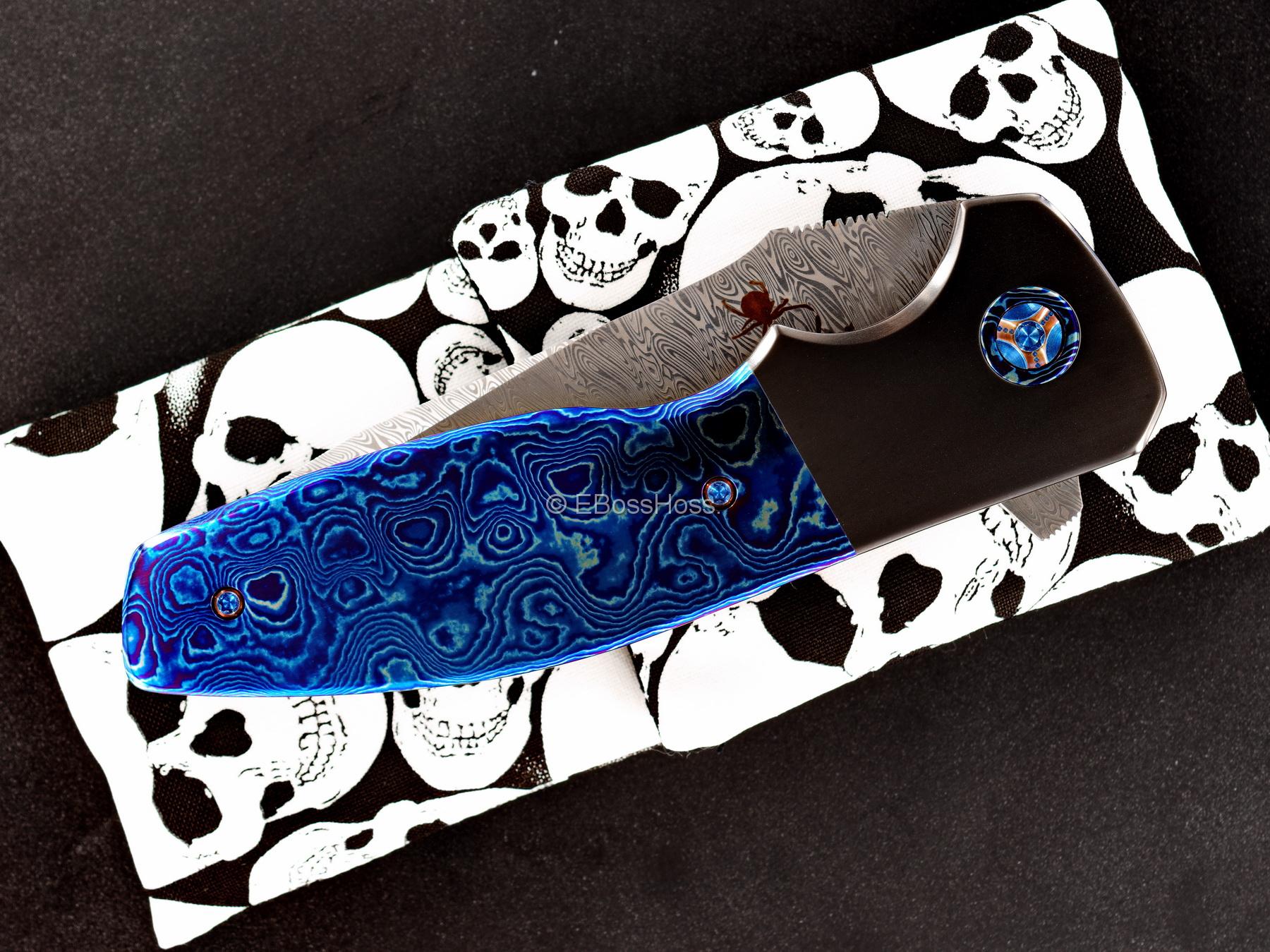 Kirby Lambert Custom Very Deluxe Augustus Flipper