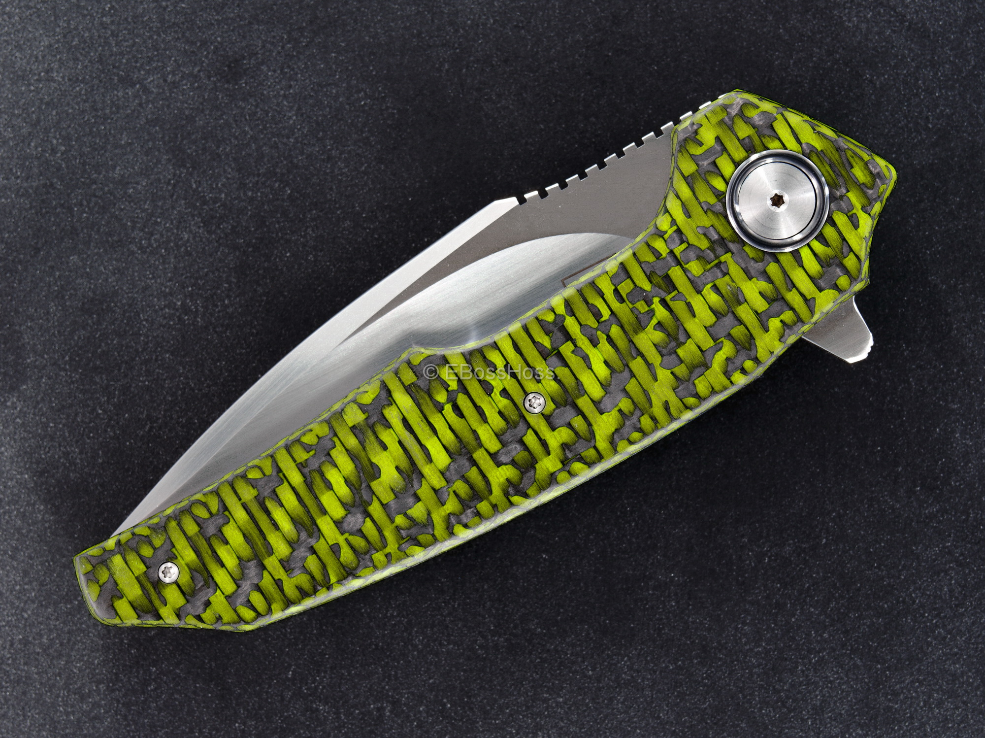 A2 Knives Custom A6 Midi Flipper