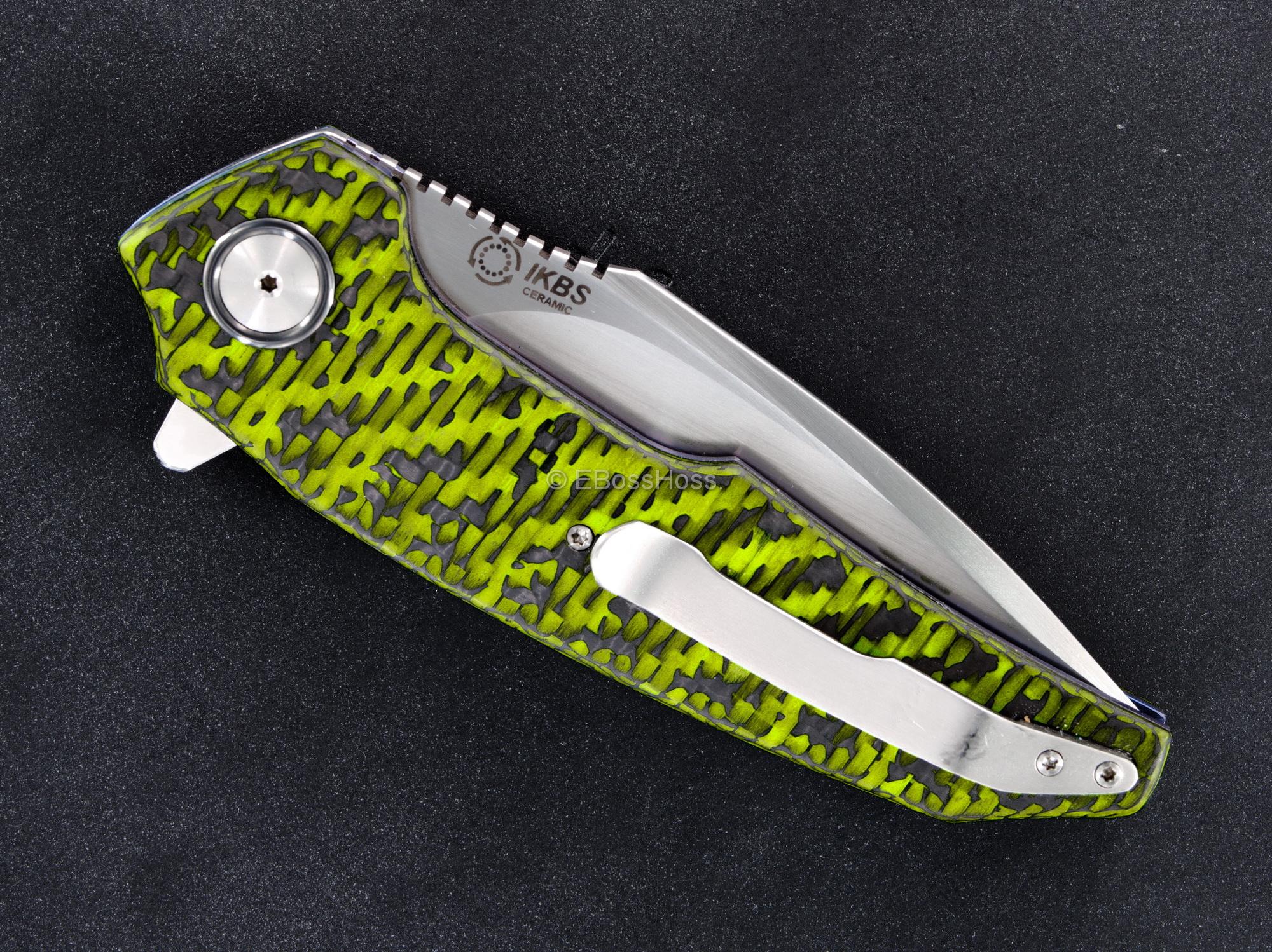 A2 Knives Custom A6 Midi Flipper