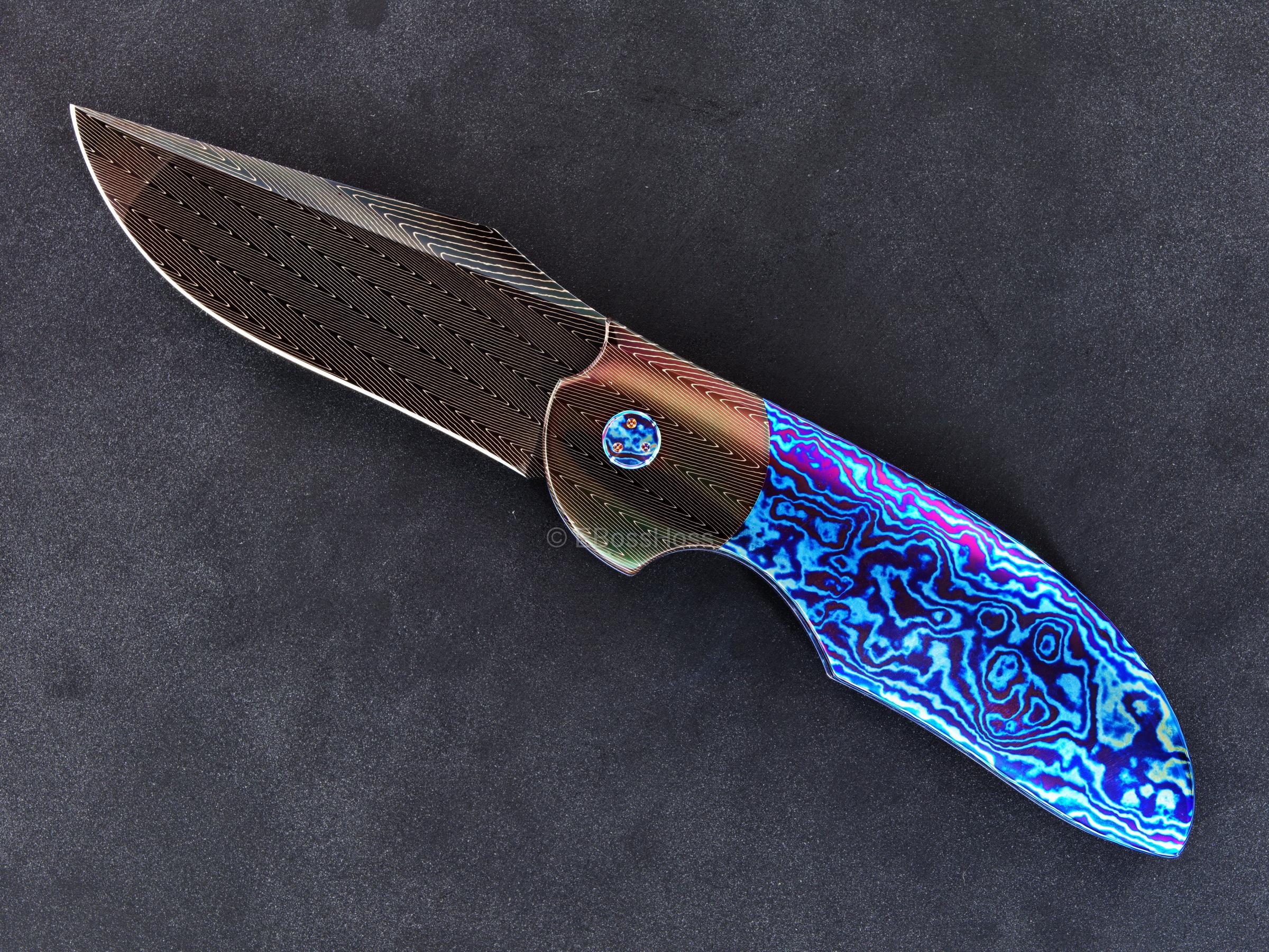 Stan Wilson Custom Very Deluxe NFF (Non-Flipper Flipper)